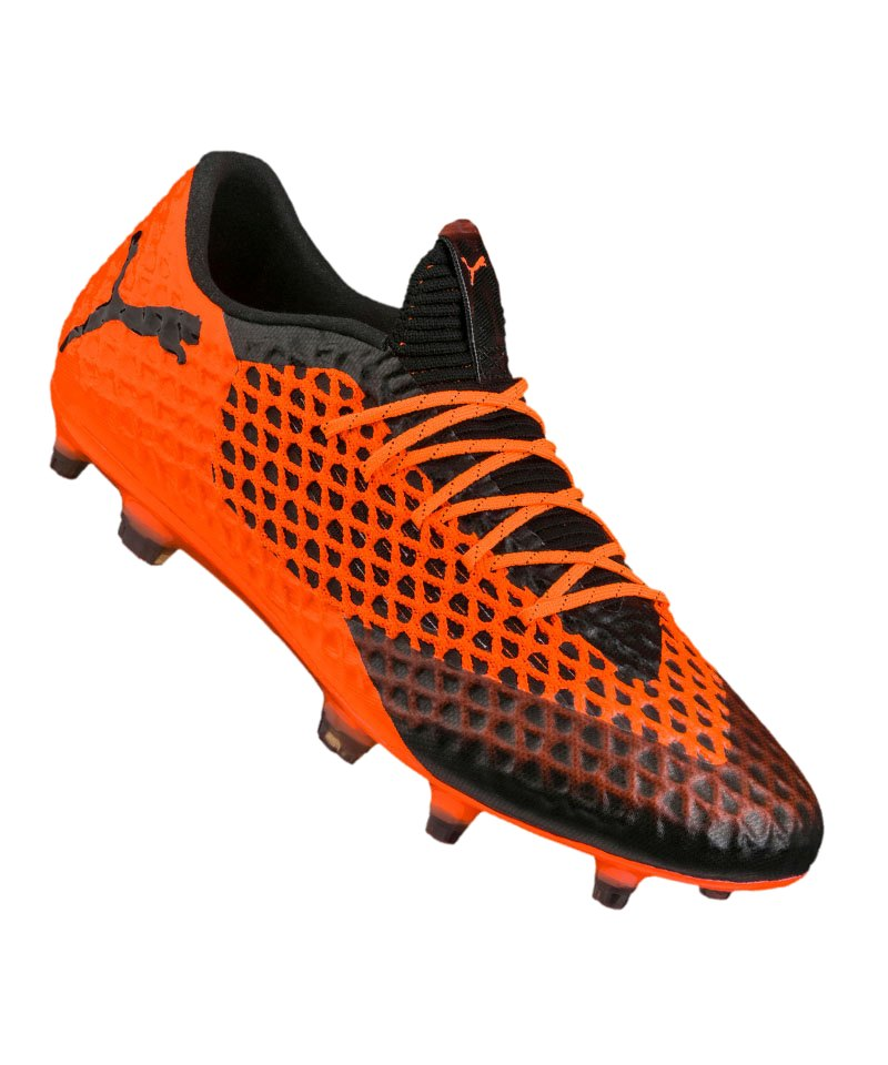 PUMA FUTURE 2.1 NETFIT Low FG/AG Orange F01 - orange