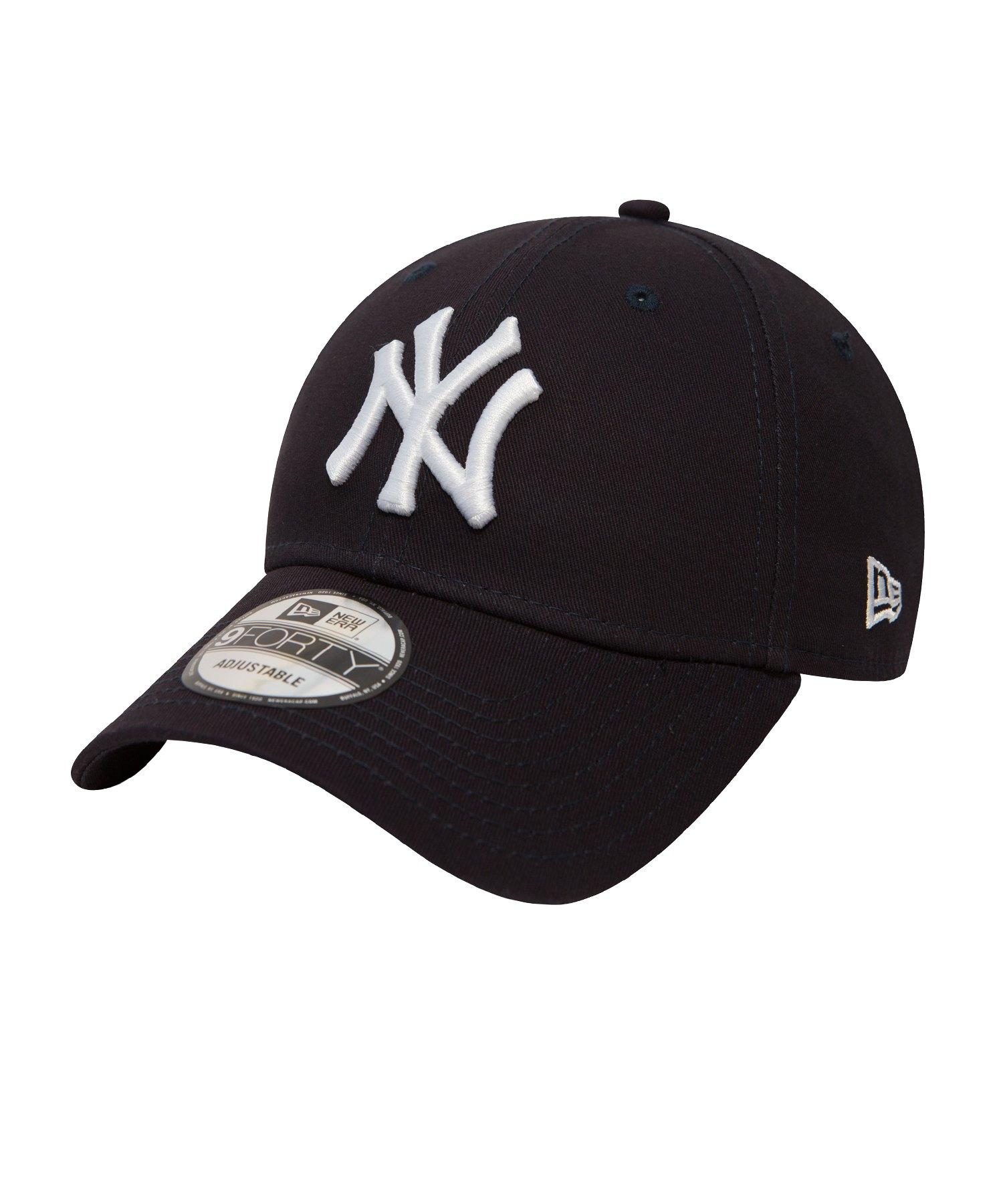 New Era NY Yankees 9Forty Cap Blau - blau