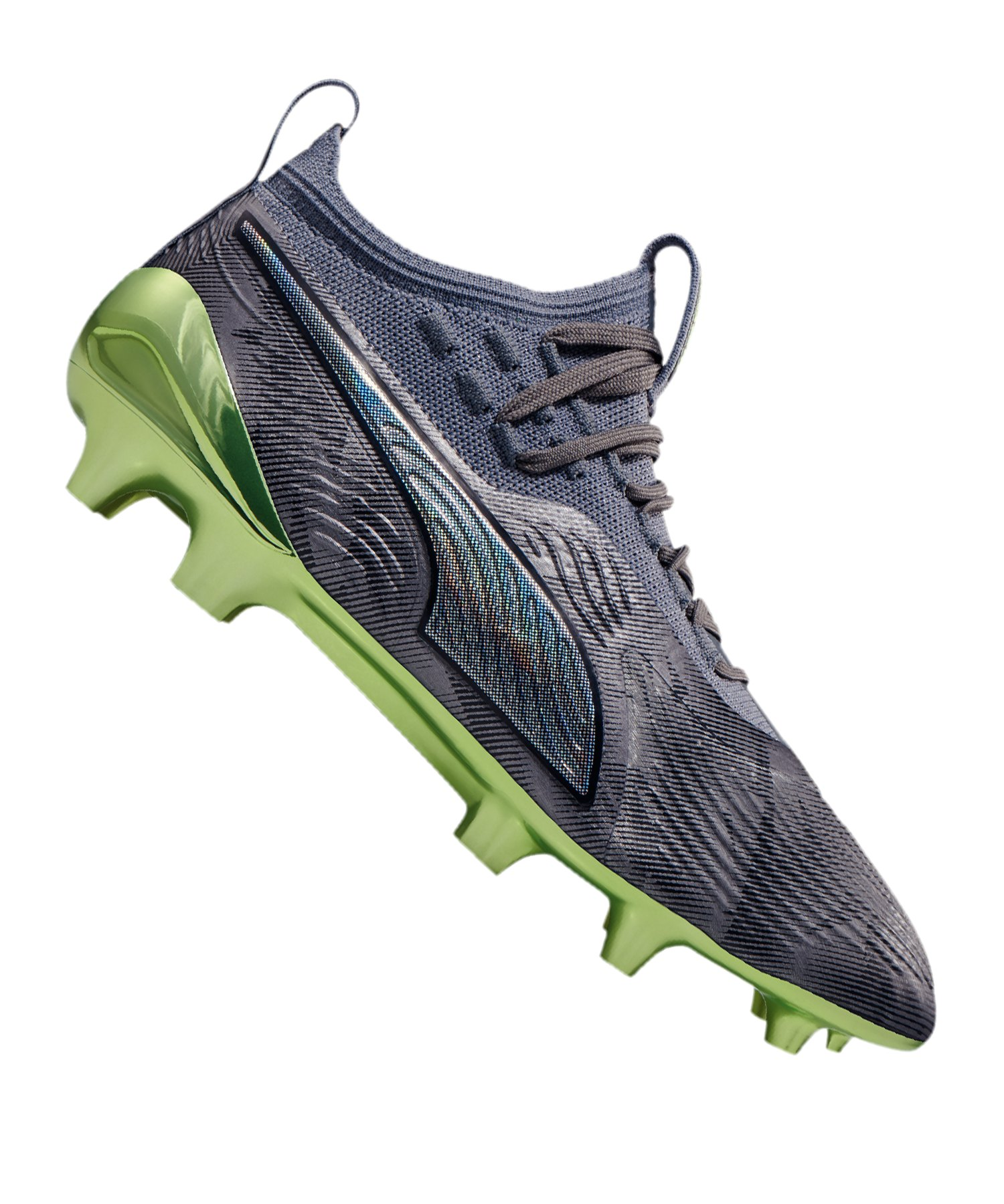 PUMA ONE 19.1 Synt. Limited Edition FG/AG F01 - silber