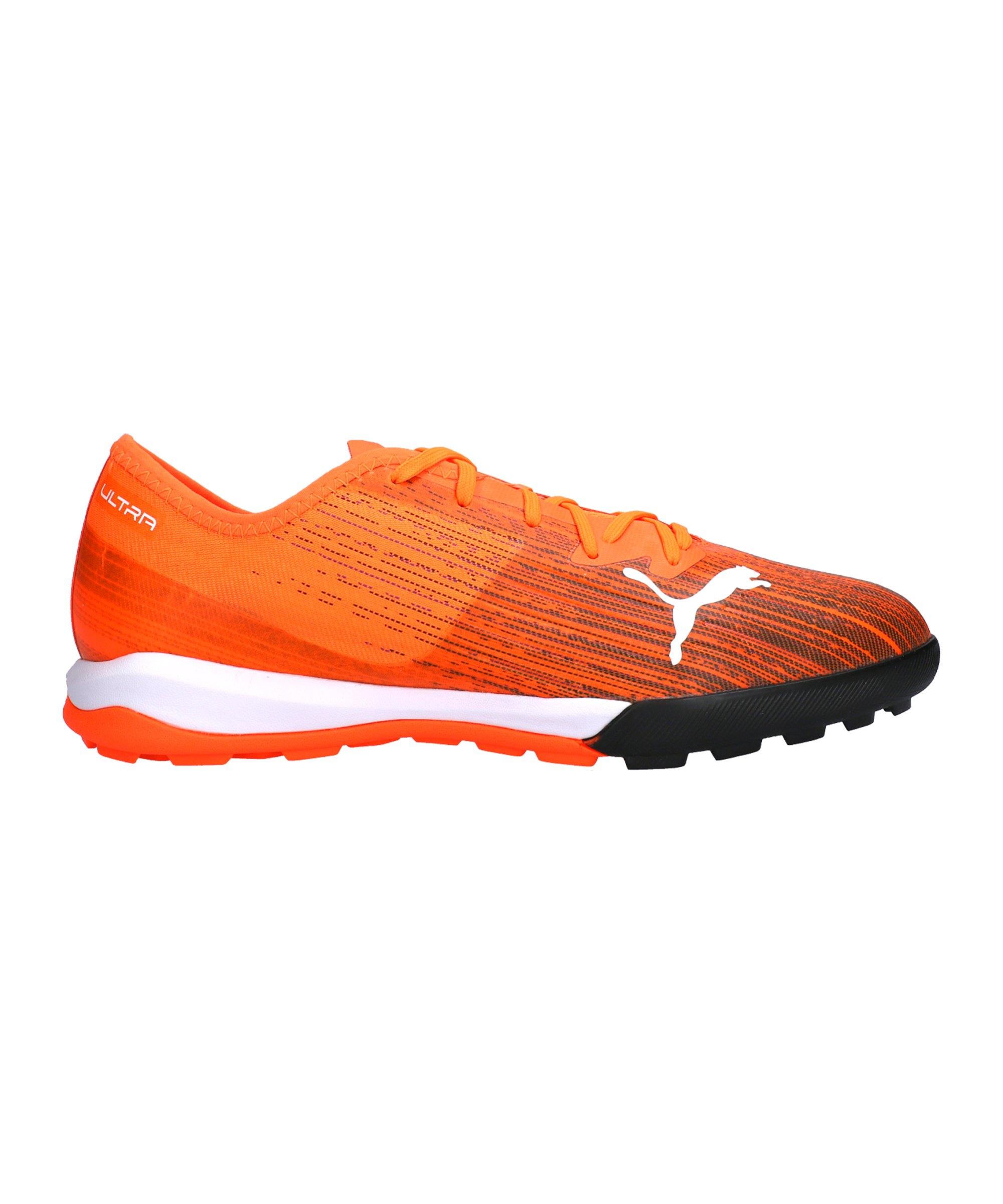 PUMA ULTRA Chasing Adrenaline 2.1 TT Turf Orange F01 - orange
