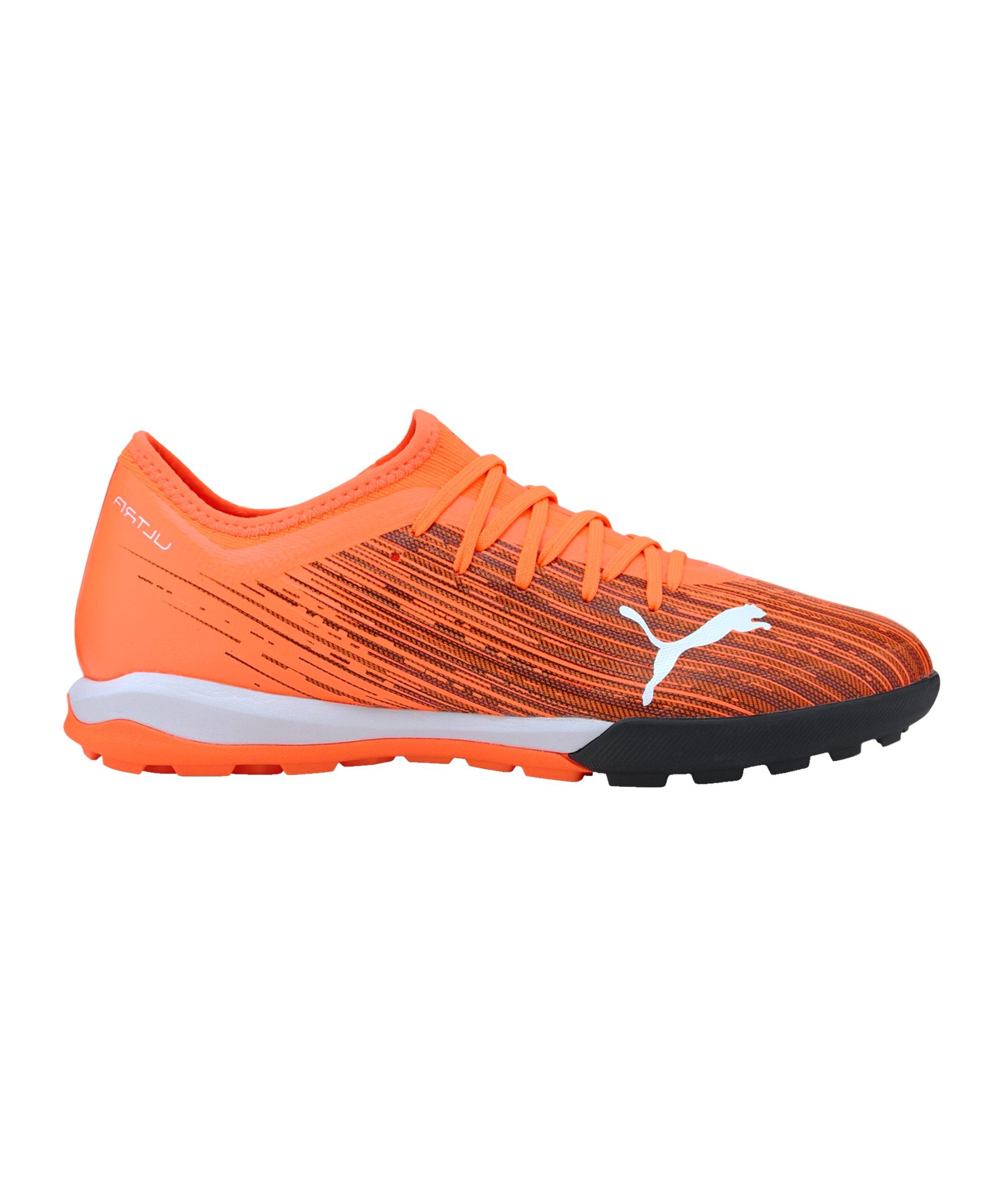PUMA ULTRA Chasing Adrenaline 3.1 TT Turf Orange F01 - orange