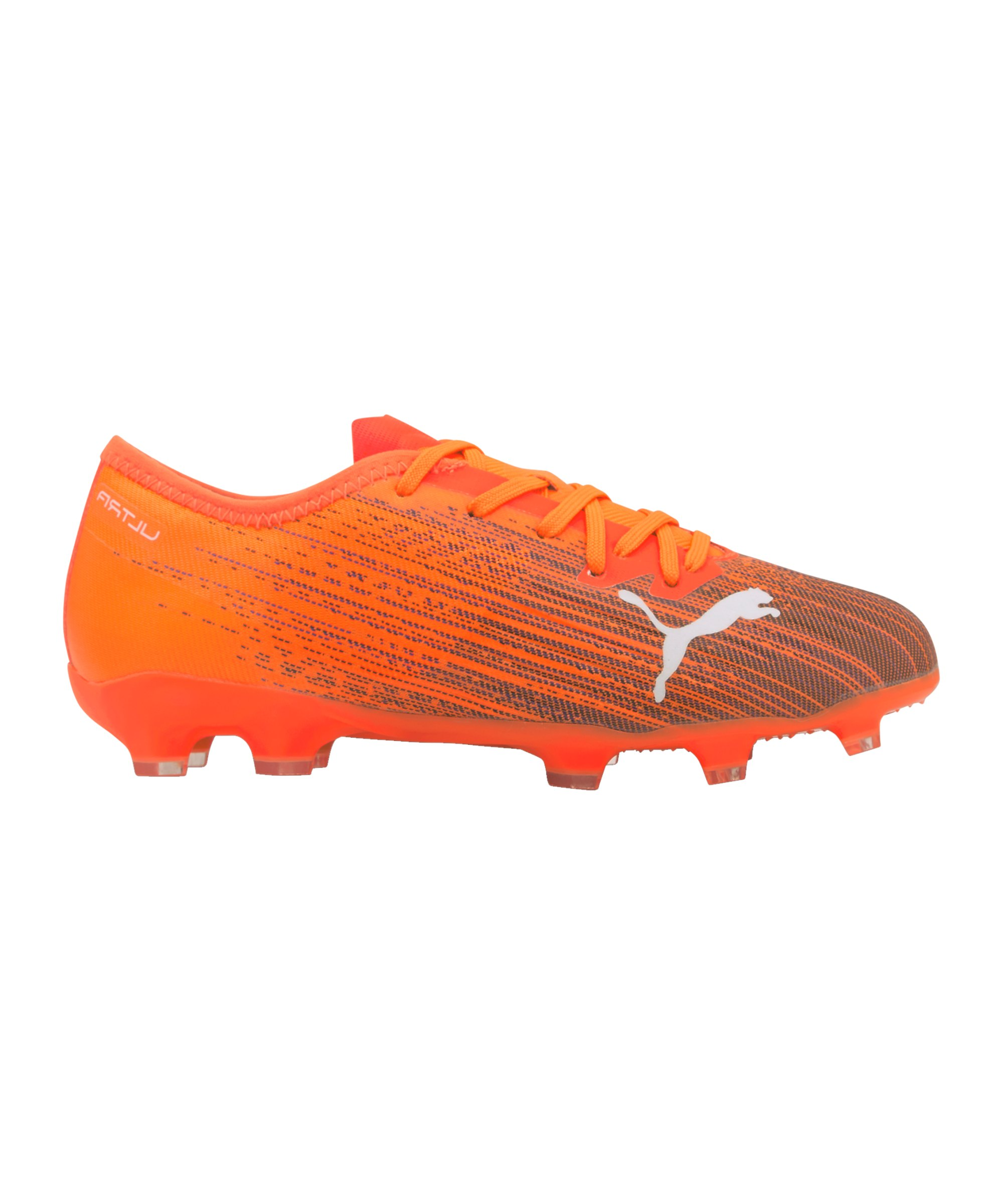 PUMA ULTRA Chasing Adrenaline 2.1 FG/AG Kids Orange F01 - orange