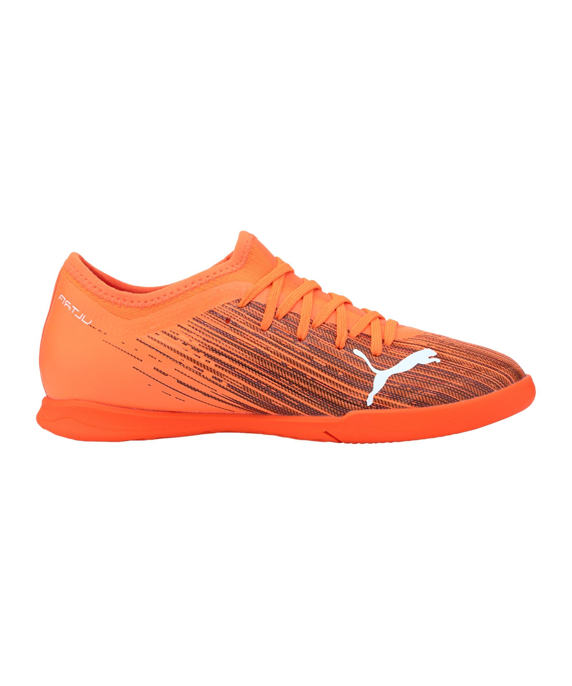 PUMA ULTRA Chasing Adrenaline 3.1 IT Halle Kids Orange F01 - orange
