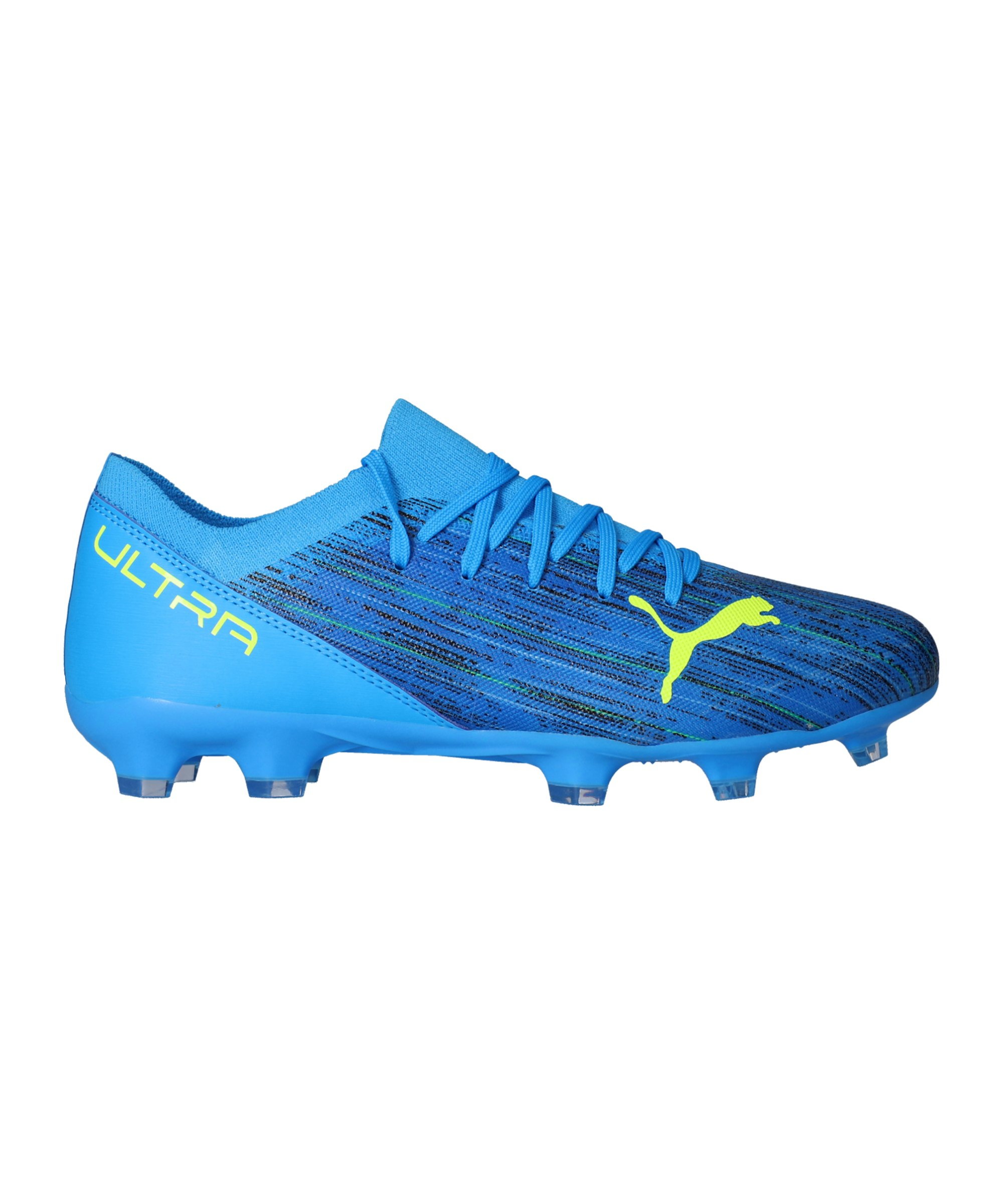 PUMA ULTRA Speed of Light 3.2 FG/AG Blau Gelb F01 - blau