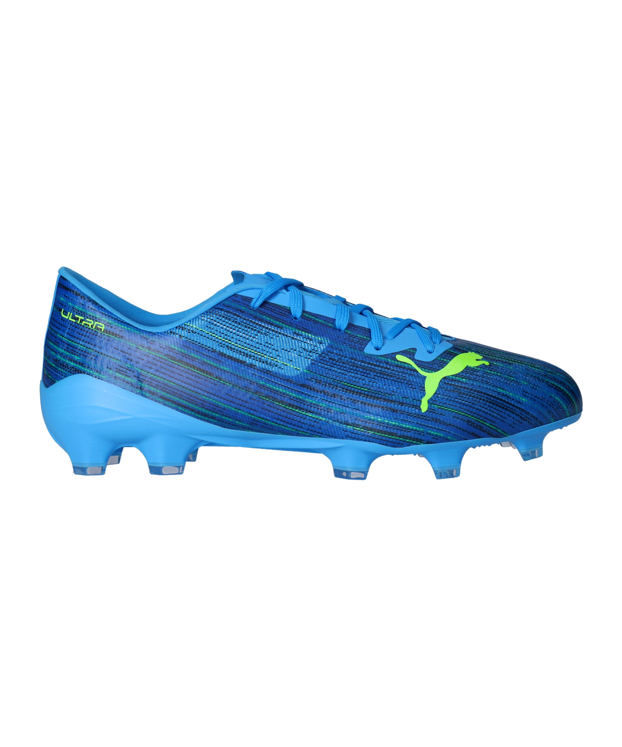 PUMA ULTRA Speed of Light 2.2 FG/AG Blau Gelb F01 - blau