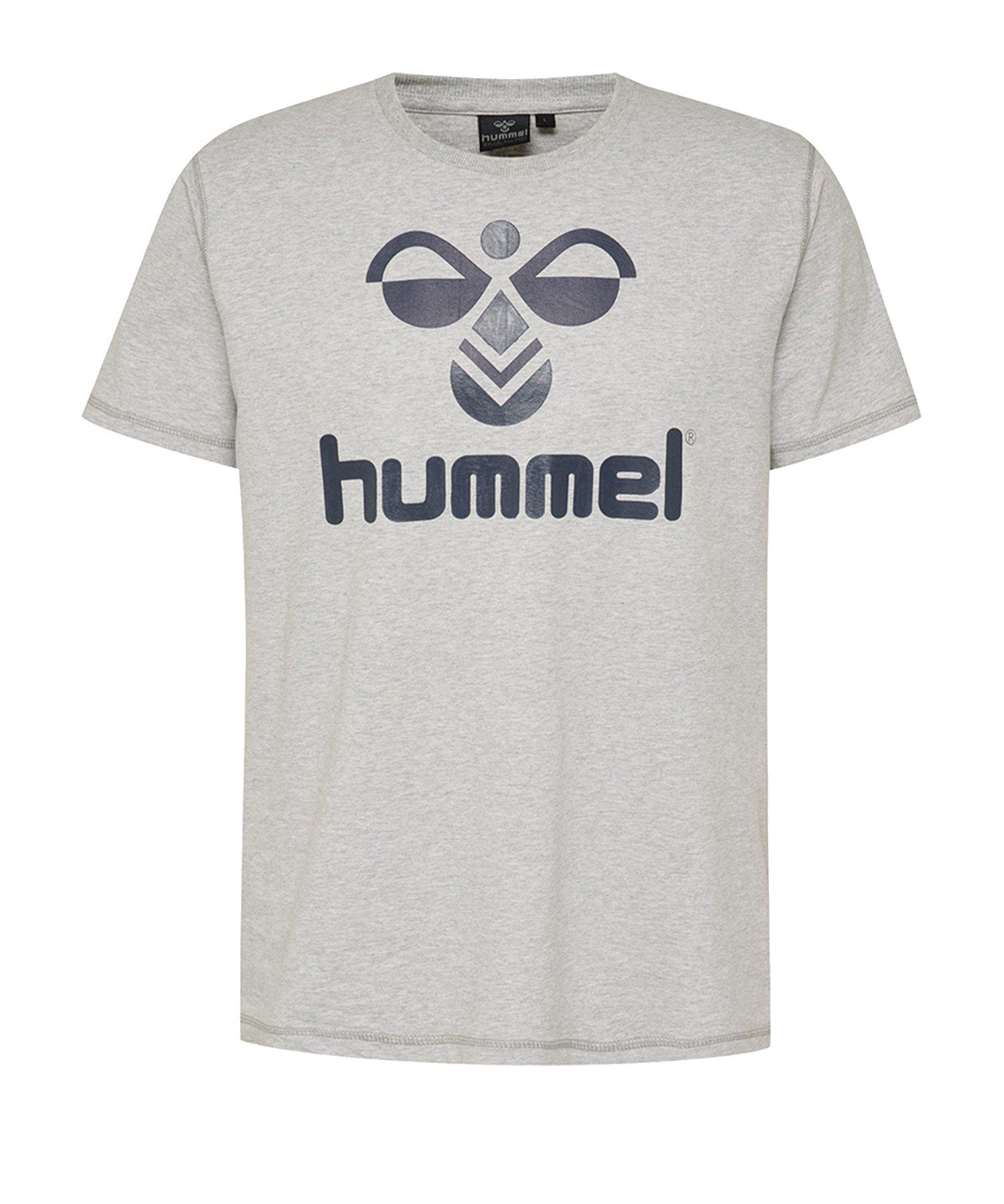 Hummel Classic Bee T-Shirt Kids Kids Grau F2006 - Grau