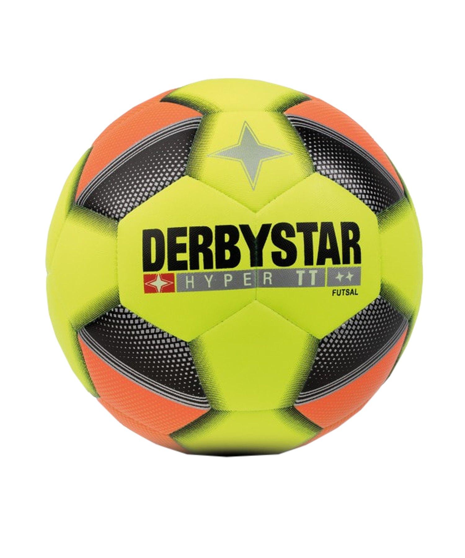 Derbystar Futsal Hyper TT Trainingsball Gr.4 F572 - gelb