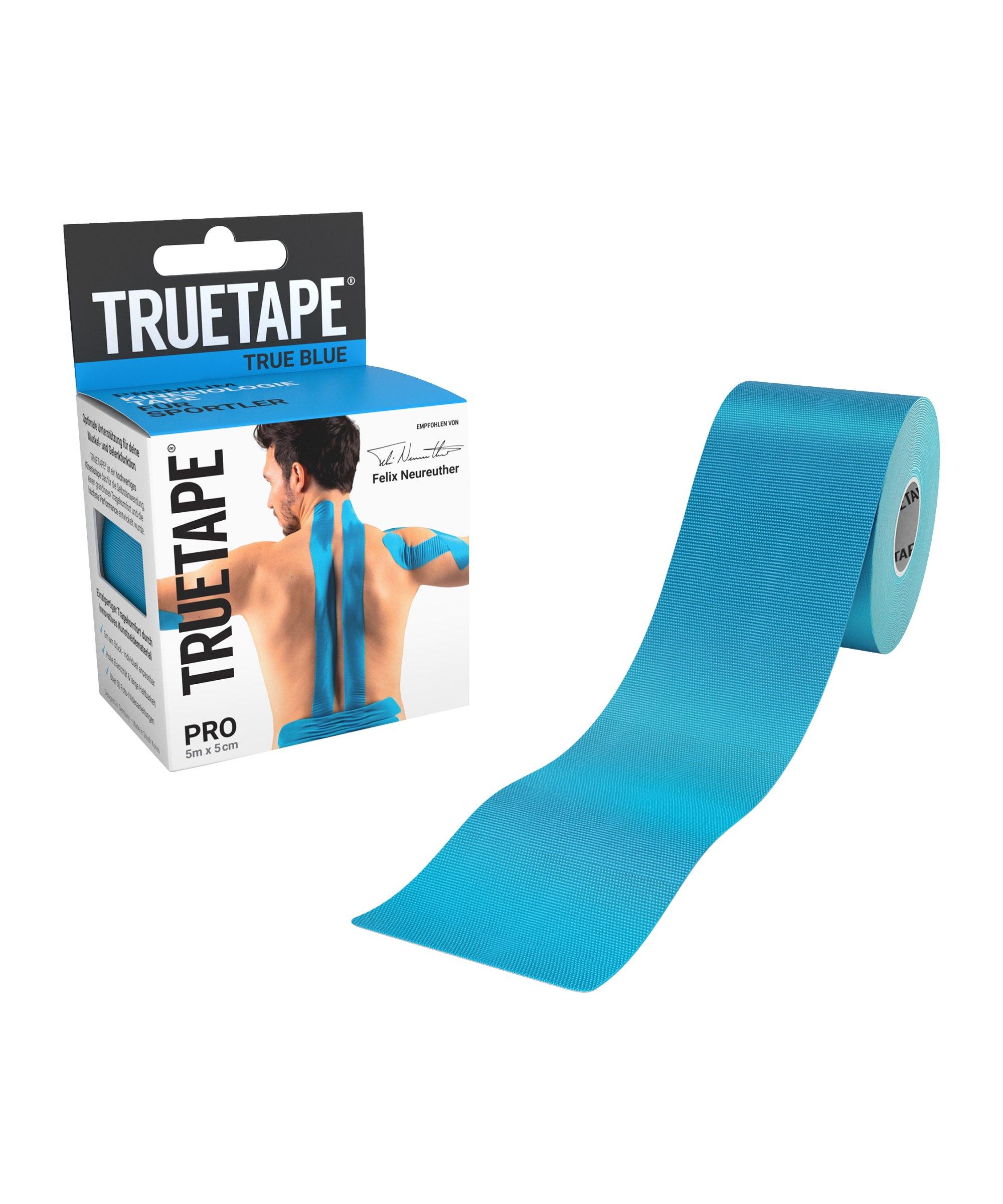 Truetape Athlete Edition Pro Uncut Blau - blau