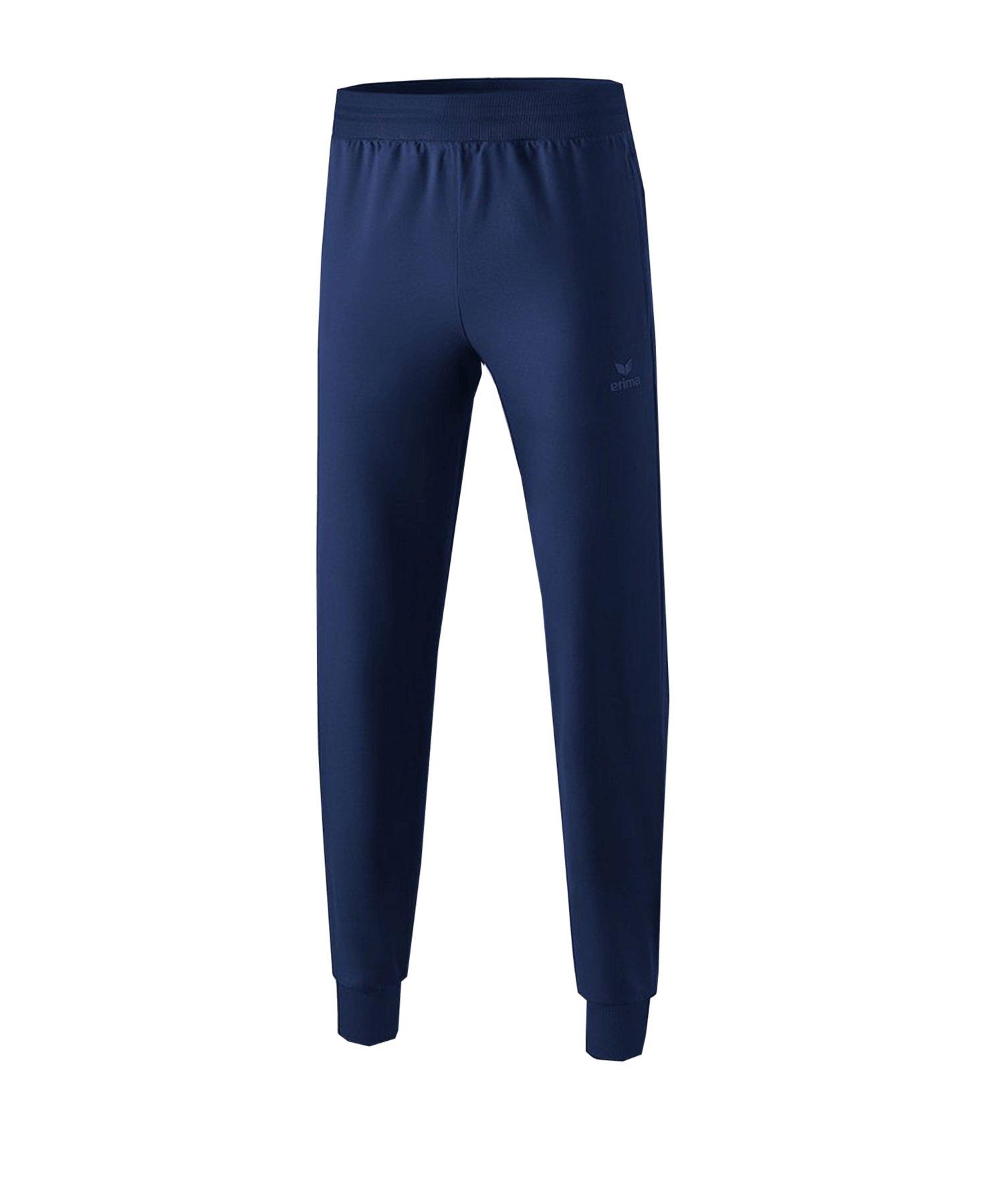 Erima Pant Präsentationshose Blau - blau