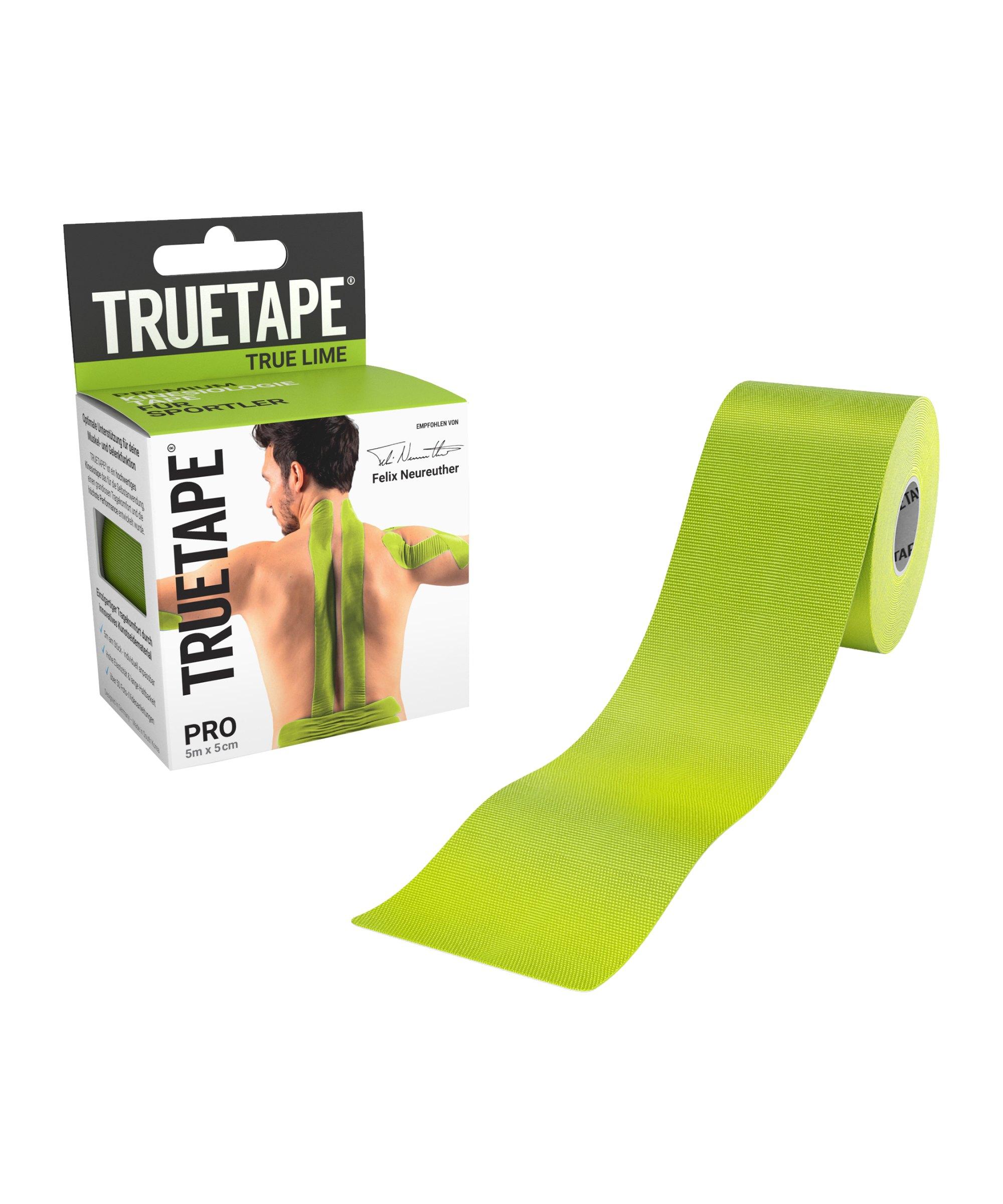 Truetape Athlete Edition Pro Uncut Grün - gruen