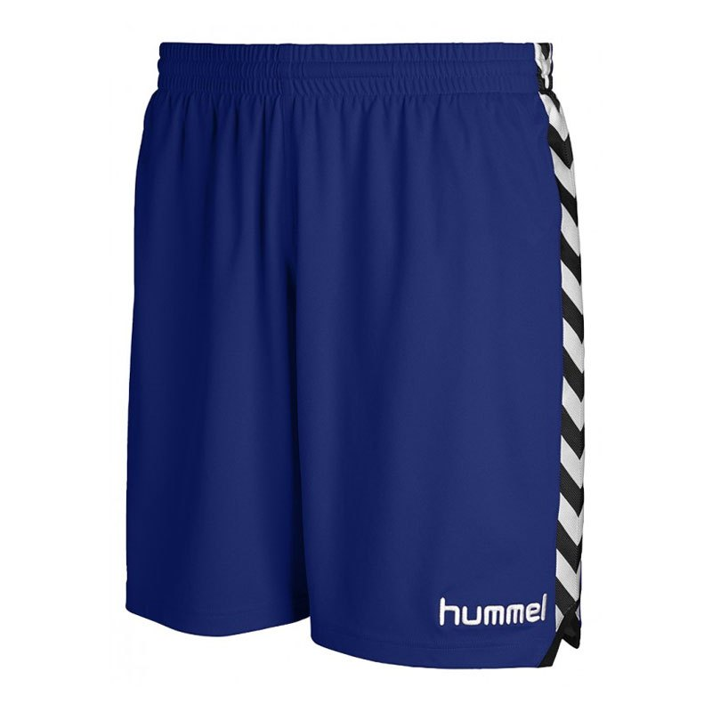 Hummel Stay Authentic Poly-Short Kinder F7045 - blau
