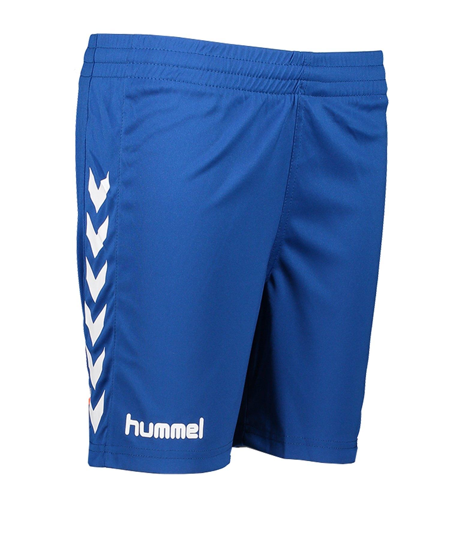 Hummel Core Short Kids Blau F7043 - blau