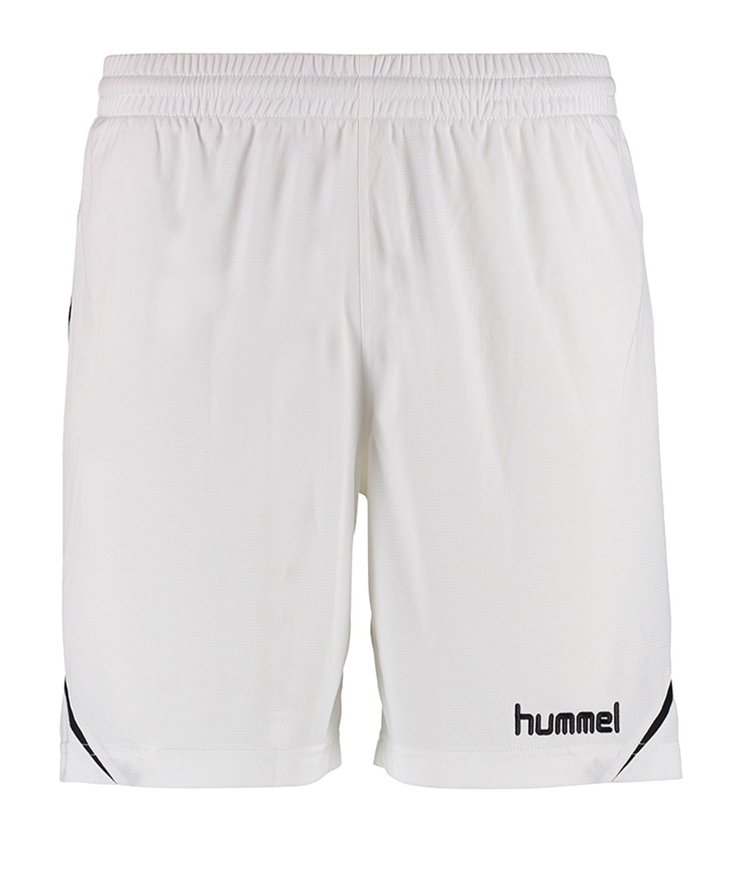 Hummel Authentic Charge Shorts Kids Weiss F9001 - Weiss