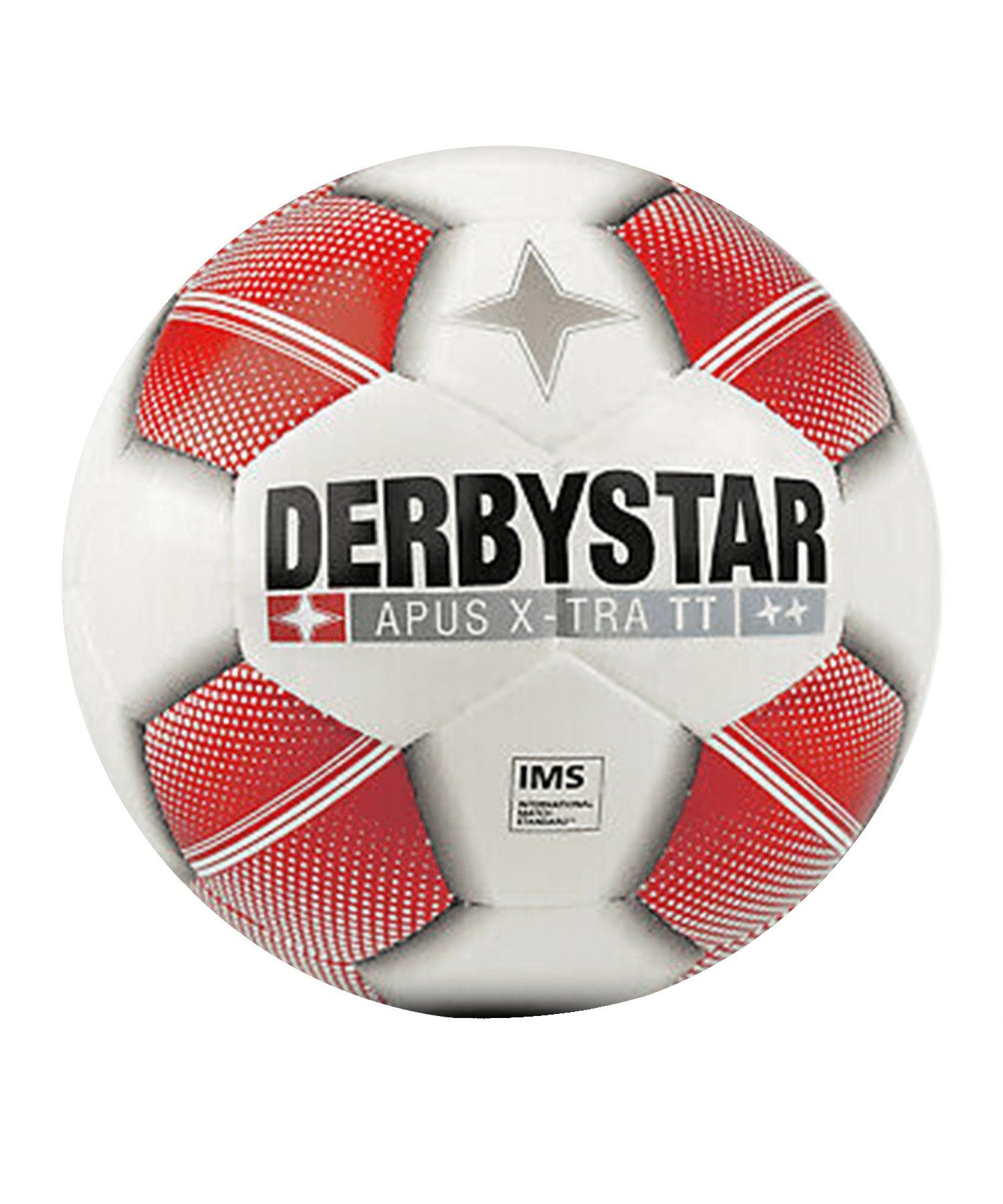 Derbystar United TT Fussball Weiss F130 - weiss