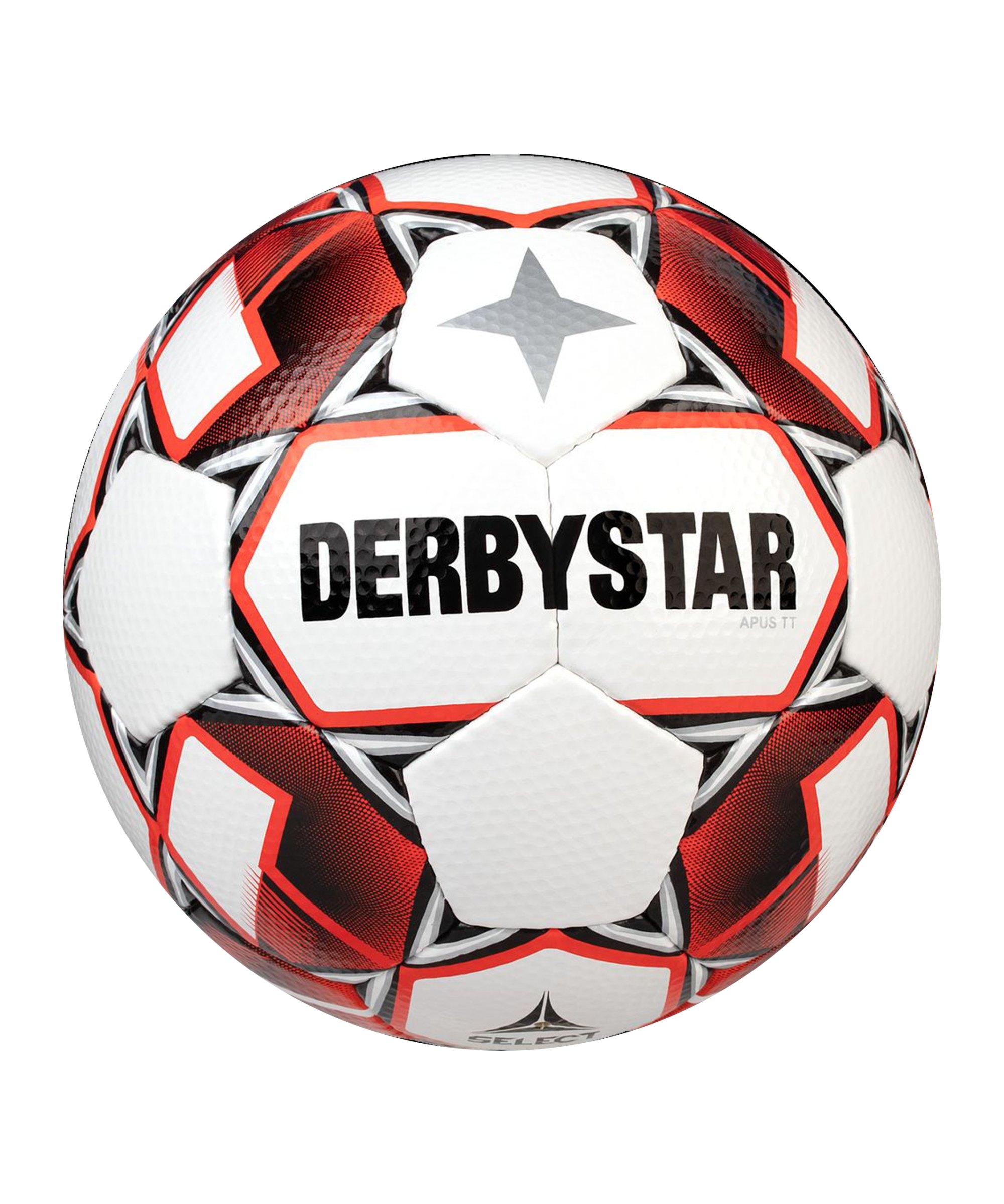 Derbystar Apus TT v20 Trainingsball F130 - weiss