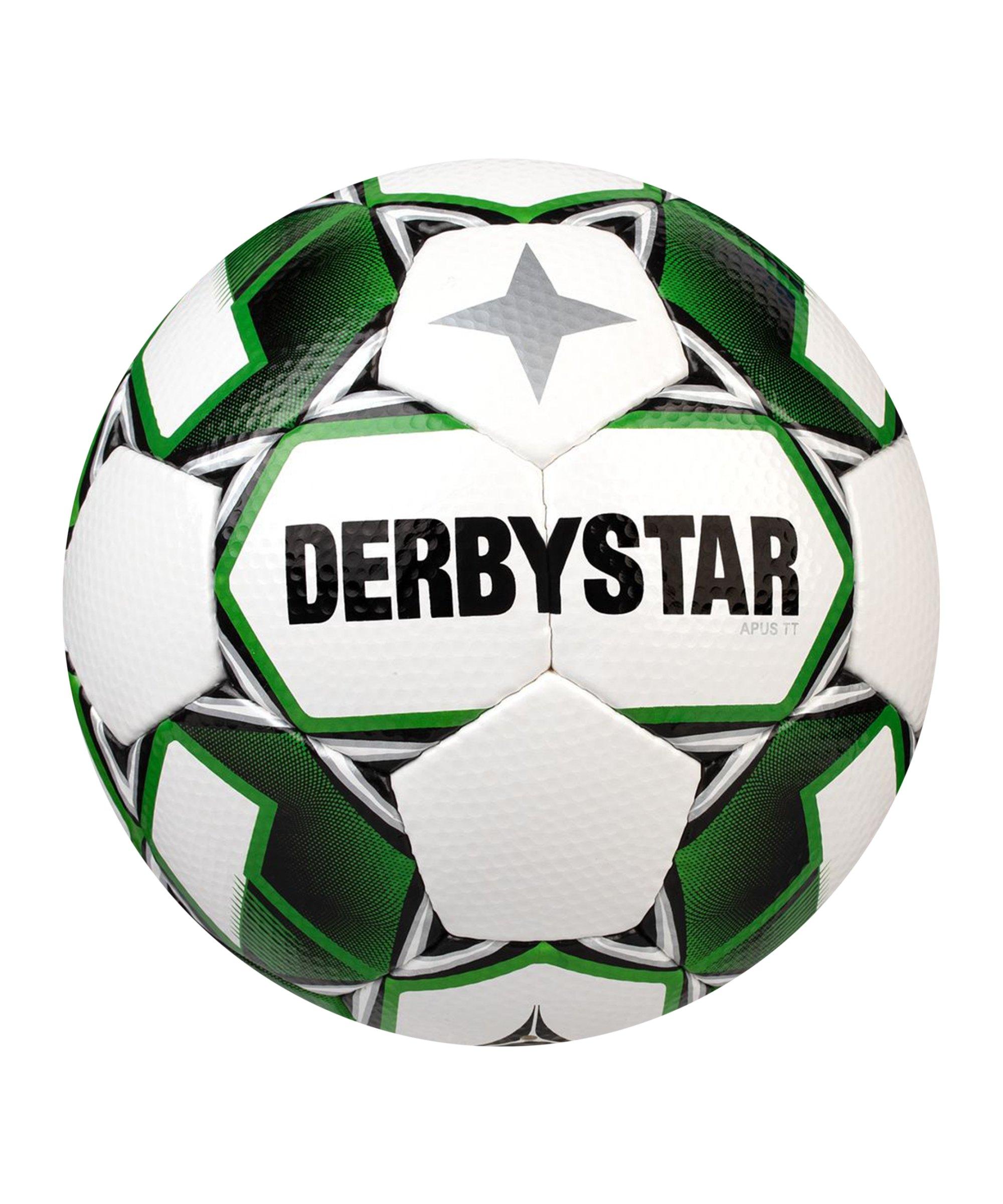 Derbystar Apus TT v20 Trainingsball F140 - weiss
