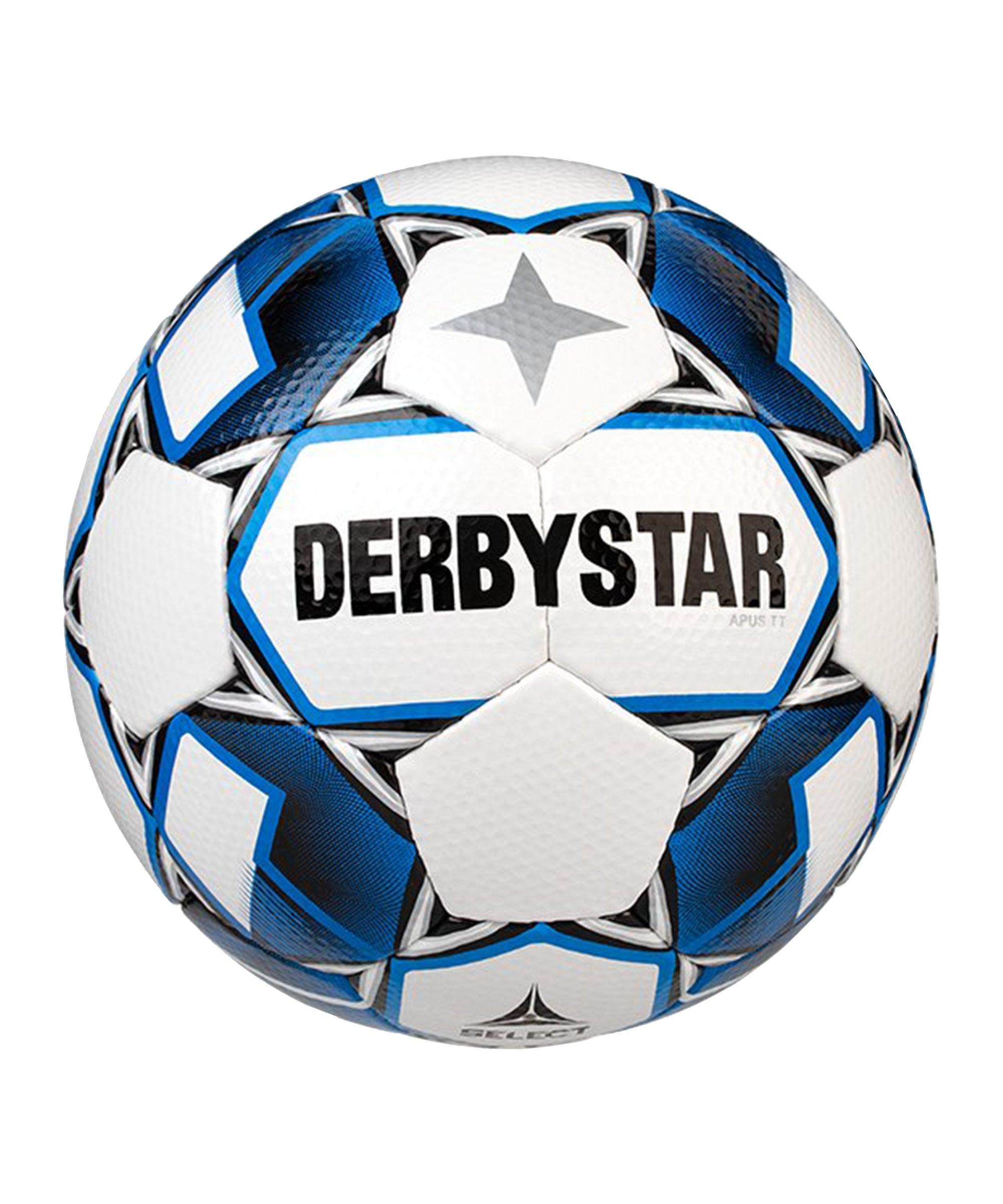 Derbystar Apus TT v20 Trainingsball F160 - weiss