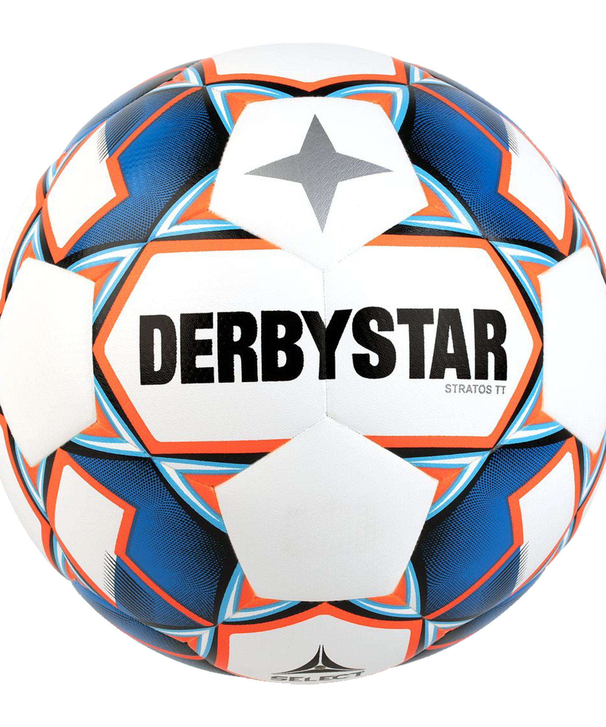 Derbystar Stratos TT v20 Trainingsball F167 - weiss