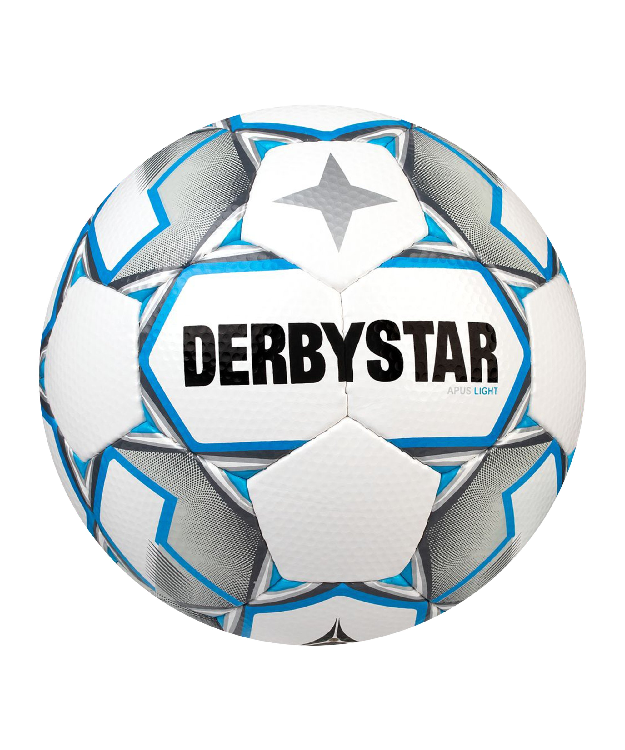 Derbystar Apus Light v20 Trainingsball F096 - weiss