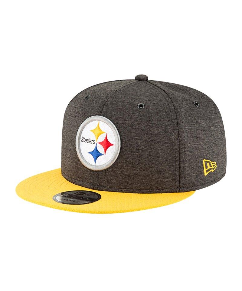 New Era Pittsburgh Steelers NFL 9Fifty Snapback - schwarz
