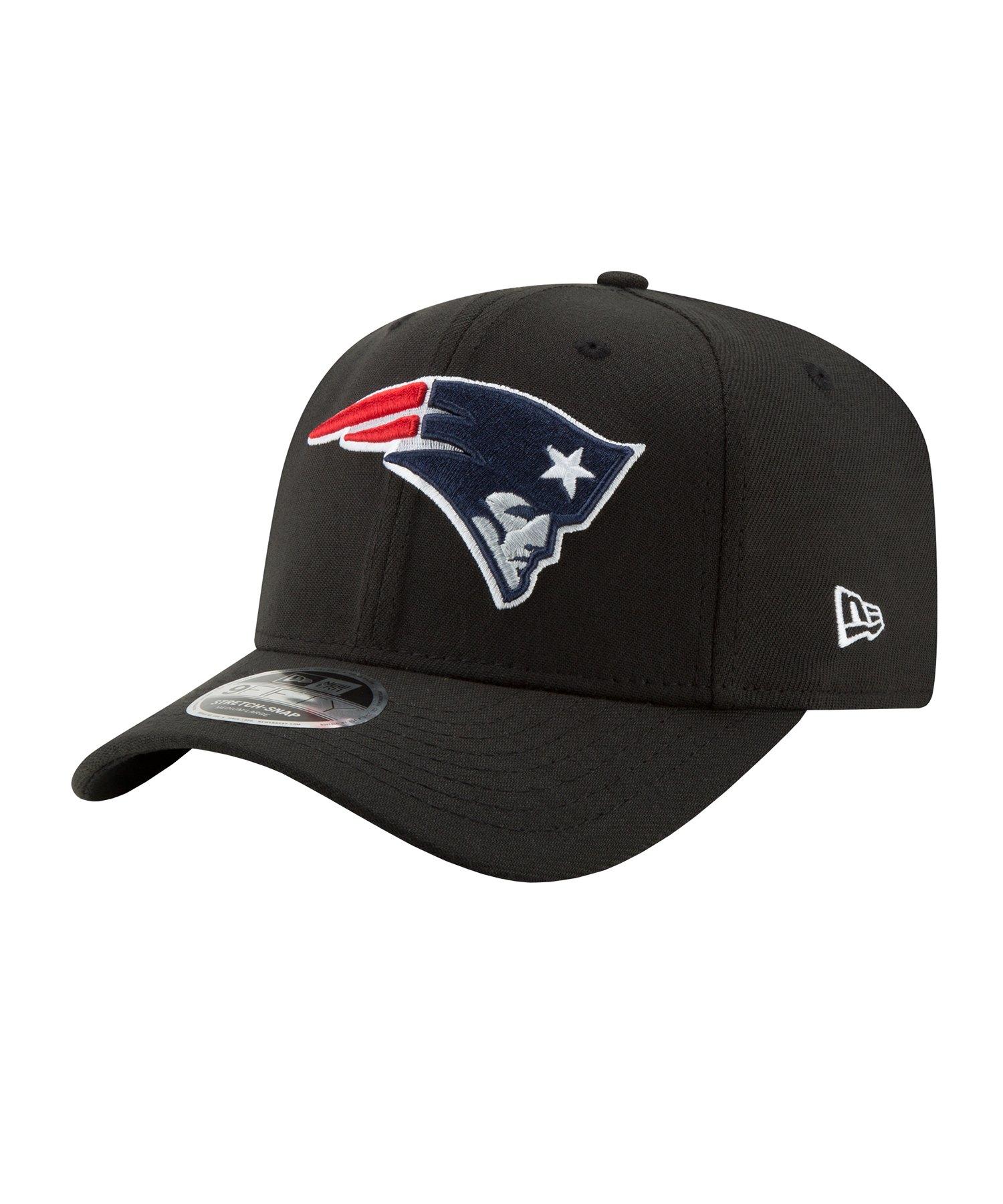 New Era New England Patriots NFL 9Fifty Snapback Schwarz - schwarz