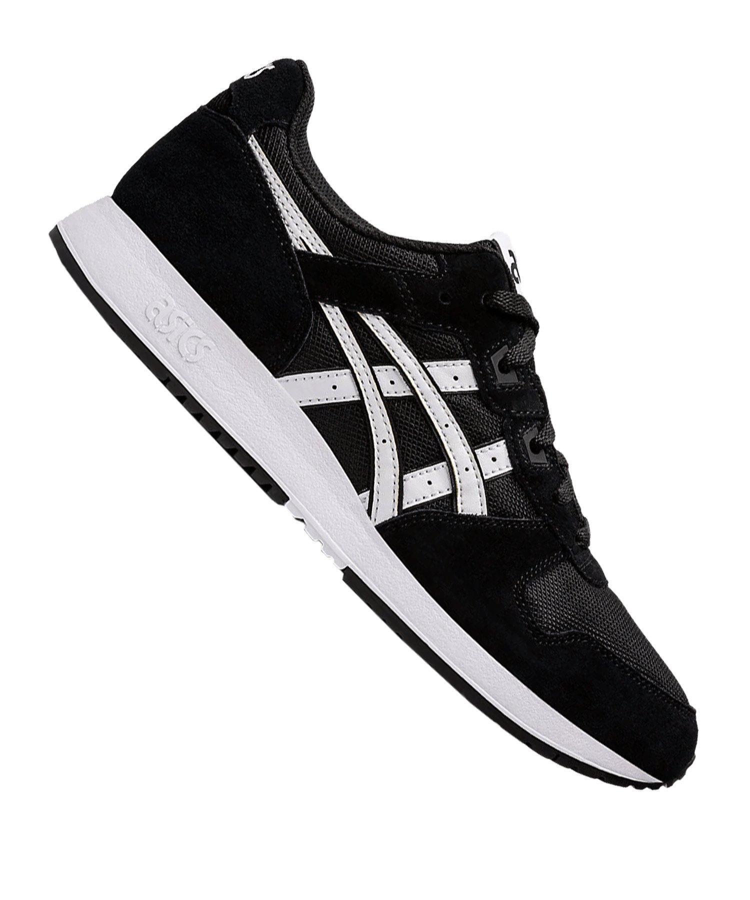 Asics Lyte Classic Sneaker Schwarz F001 - schwarz