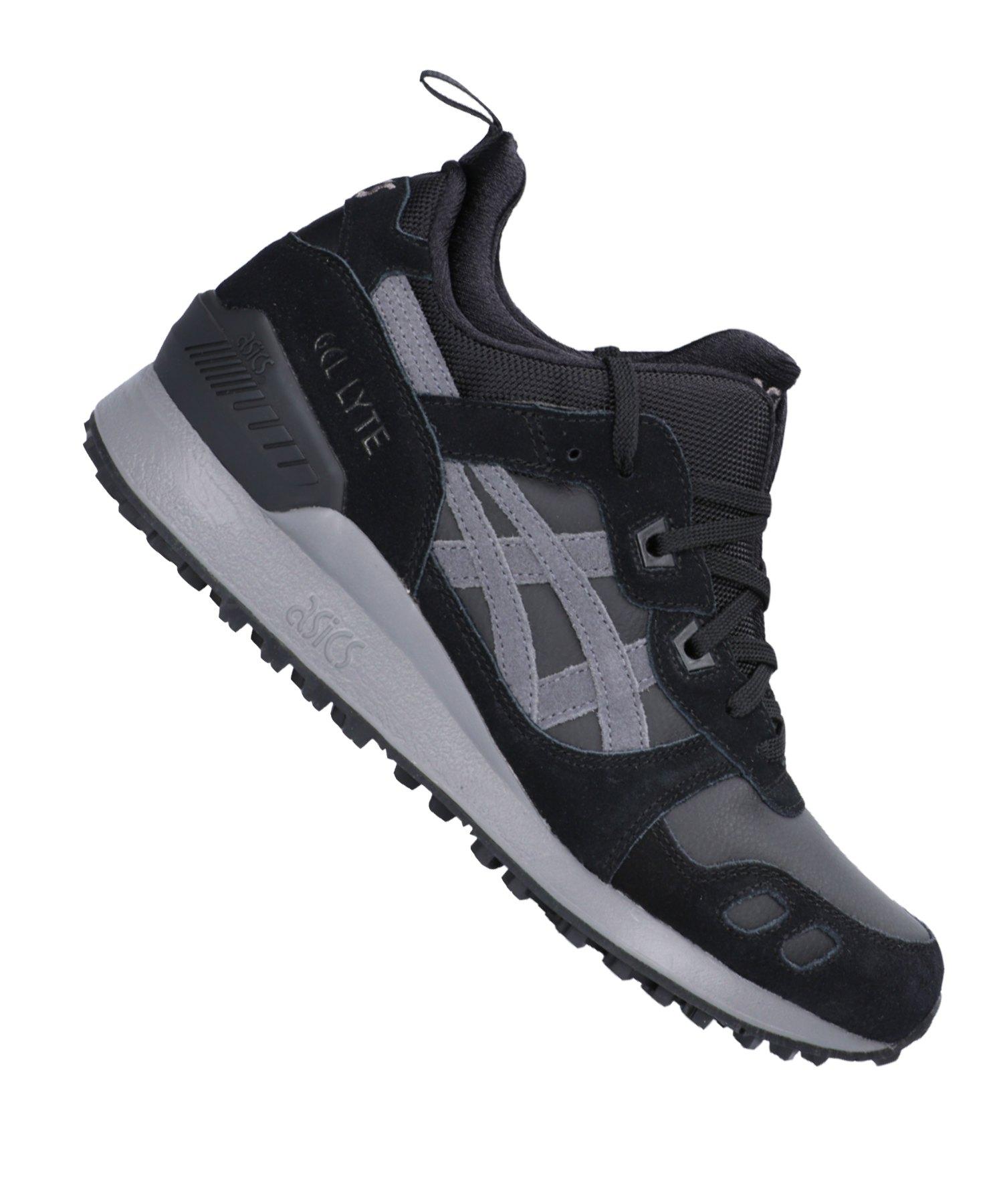 Asics Gel-Lyte MT Sneaker Boot Schwarz F001 - schwarz