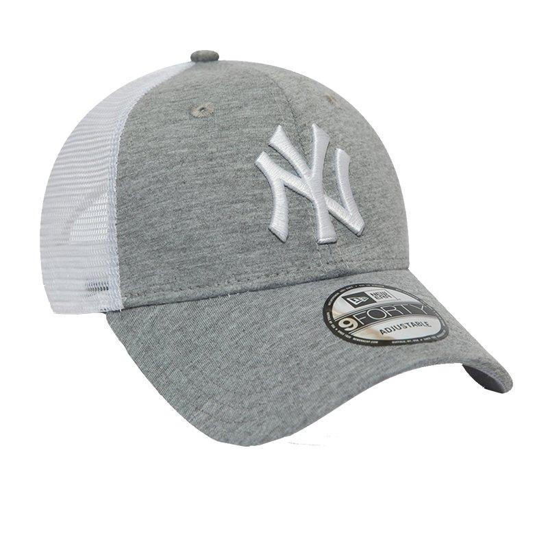New Era NY Yankees MLB 9Forty Home Field Grau - grau