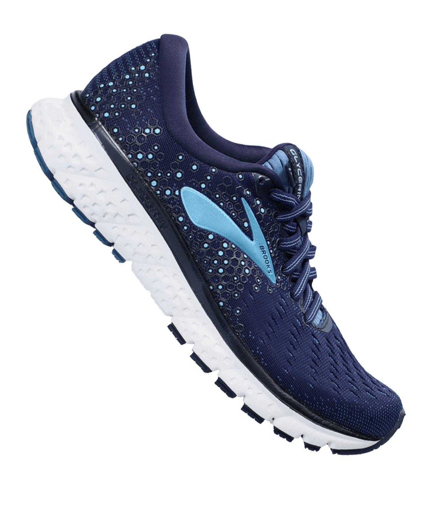 Brooks Glycerin 17 Running Damen Blau F436 - blau