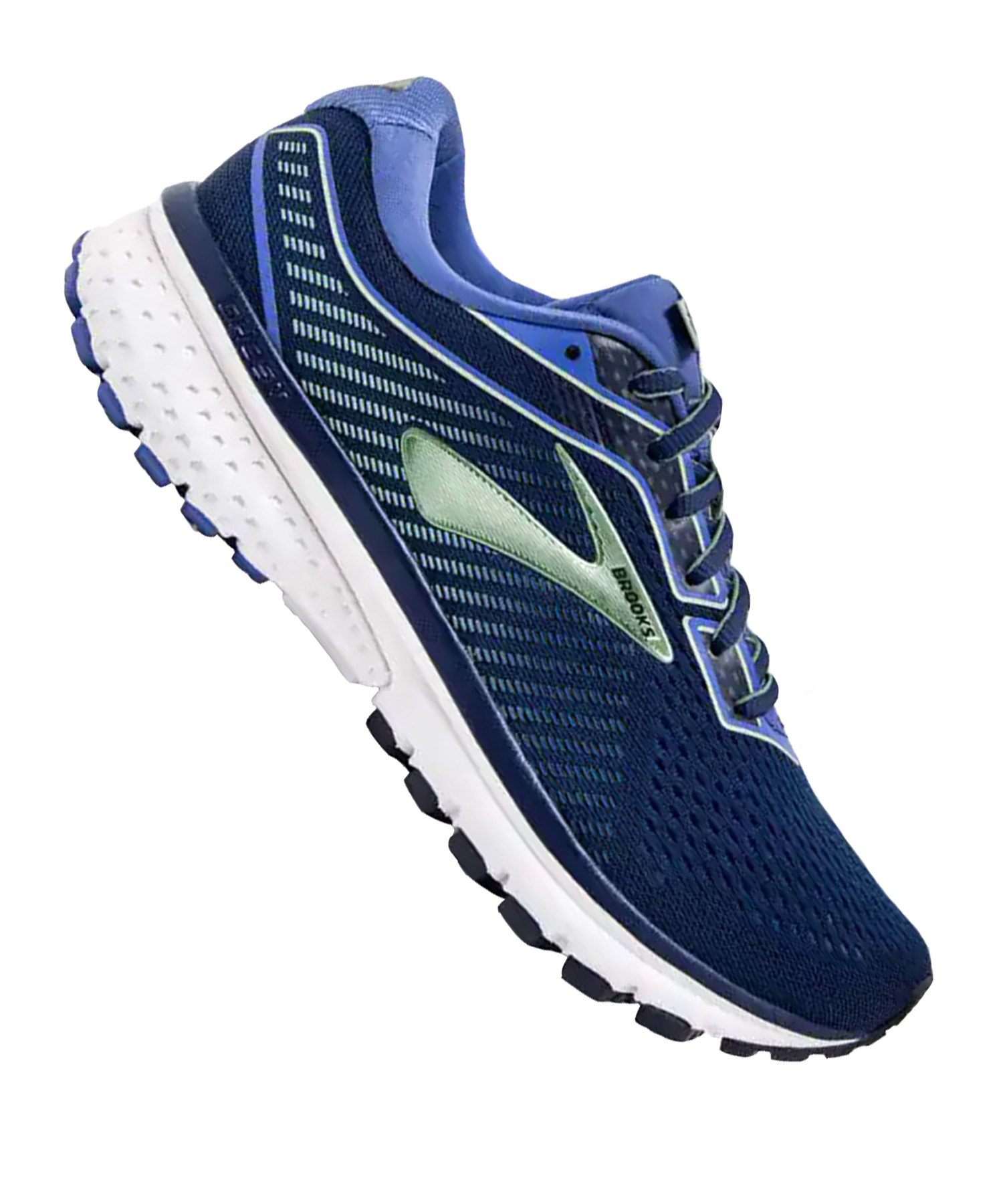 Brooks Ghost 12 Running Damen Blau F413 - blau