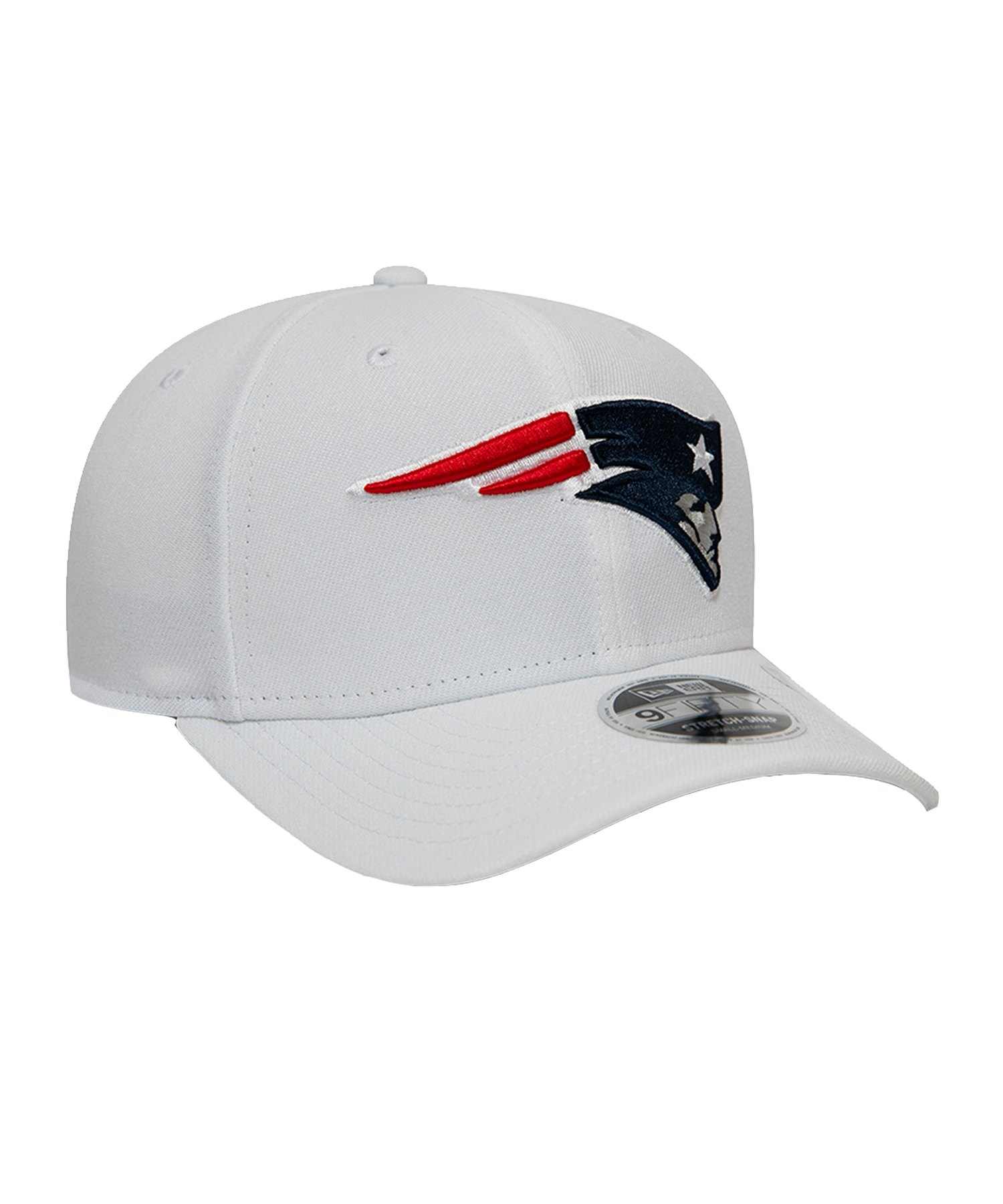 New Era NFL New England Patriots 9Fifty Cap Weiss - weiss