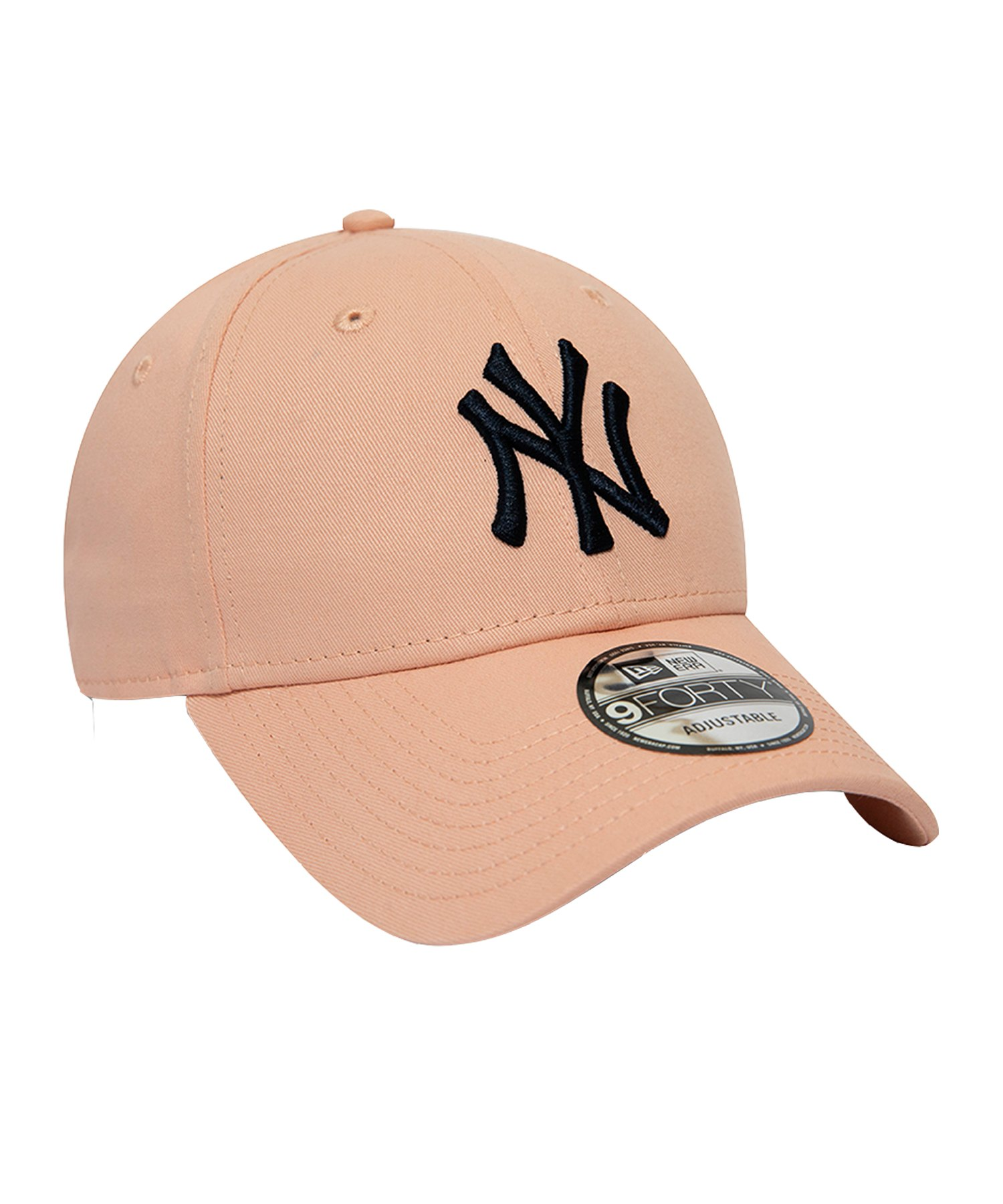 New Era NY Yankees 9Forty Cap Pink - pink