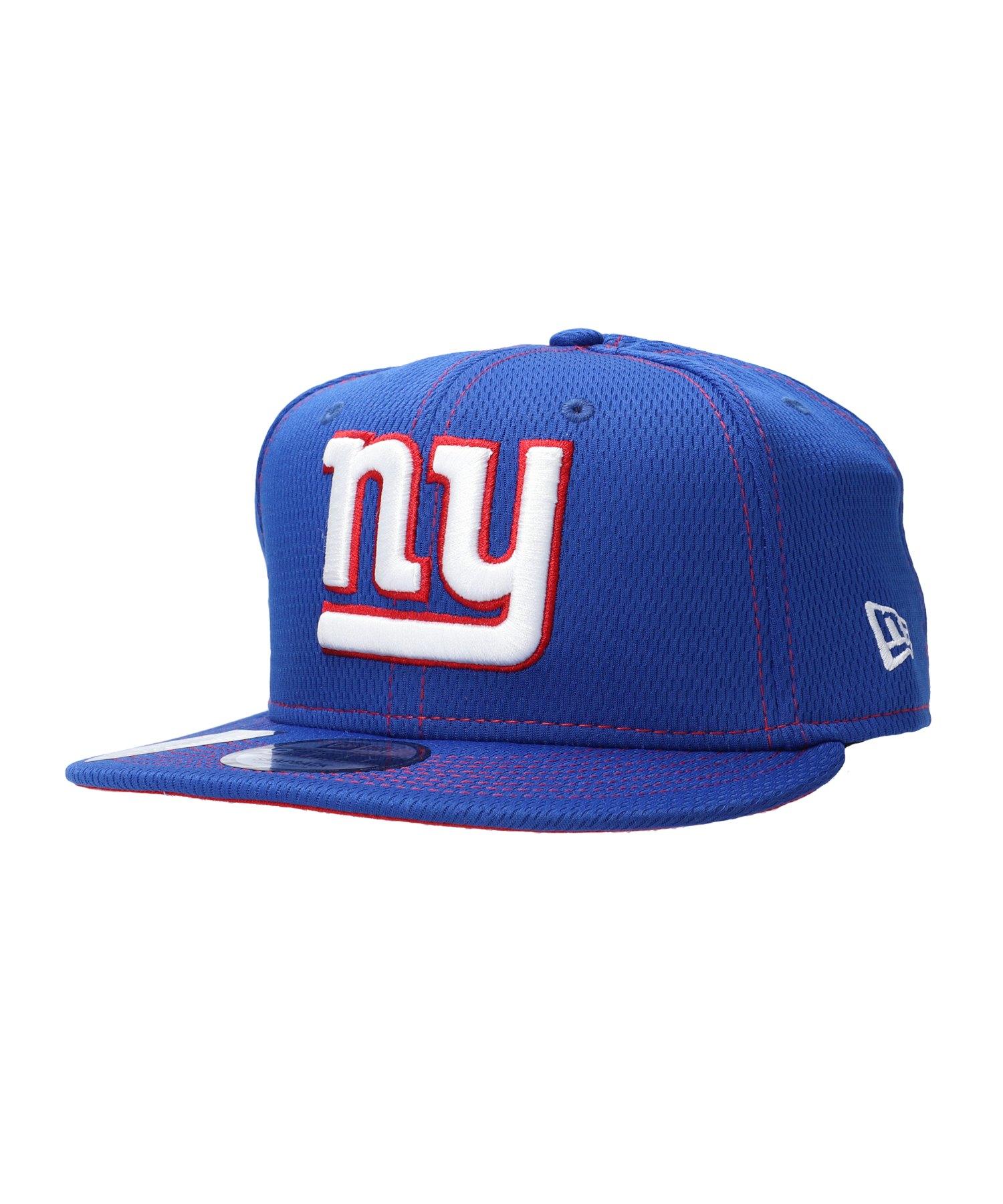New Era NFL New York Giants 9Fifty OTC Cap Blau - blau