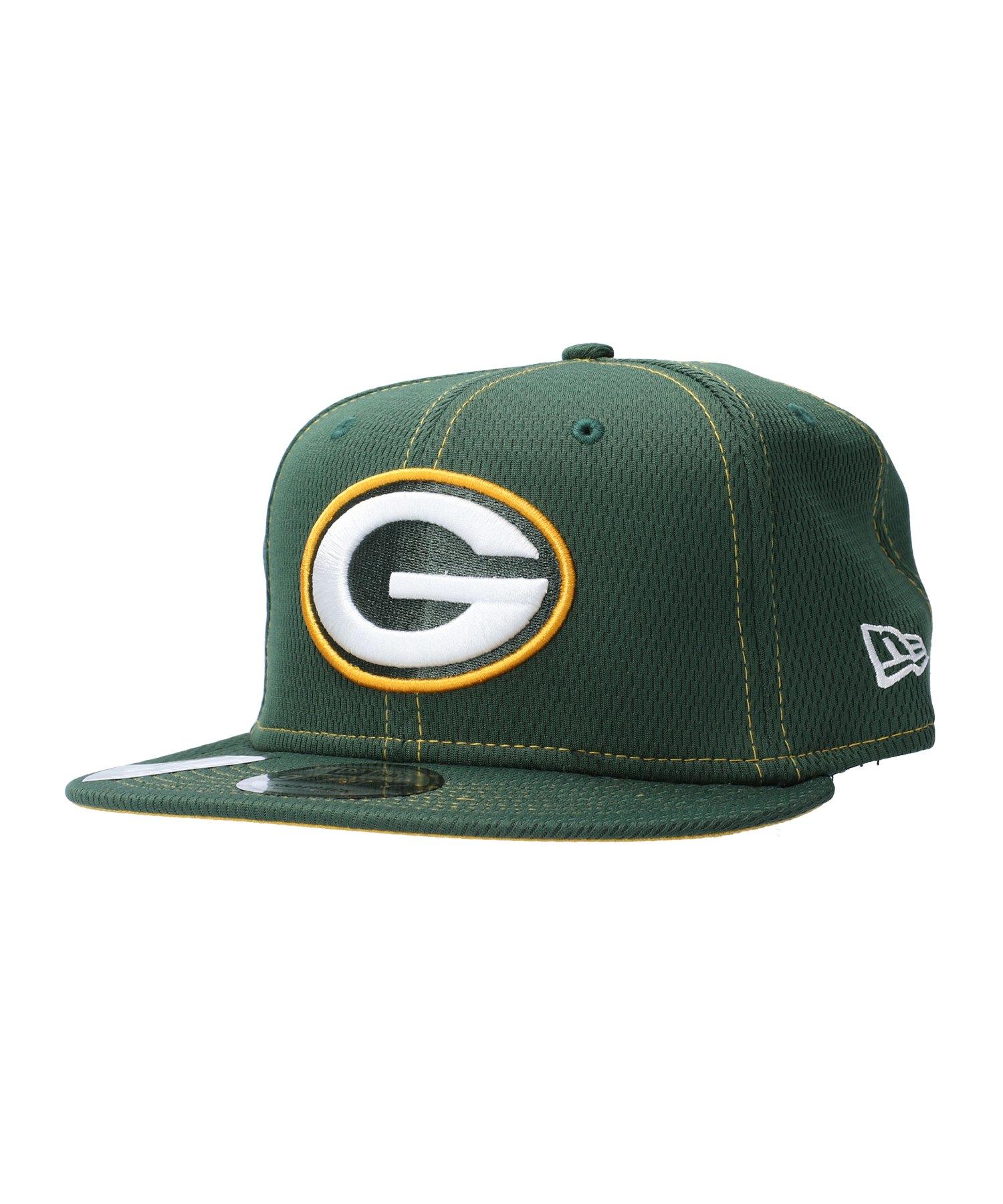 New Era NFL Green Bay Packers 9Fifty OTC Cap Grün - gruen
