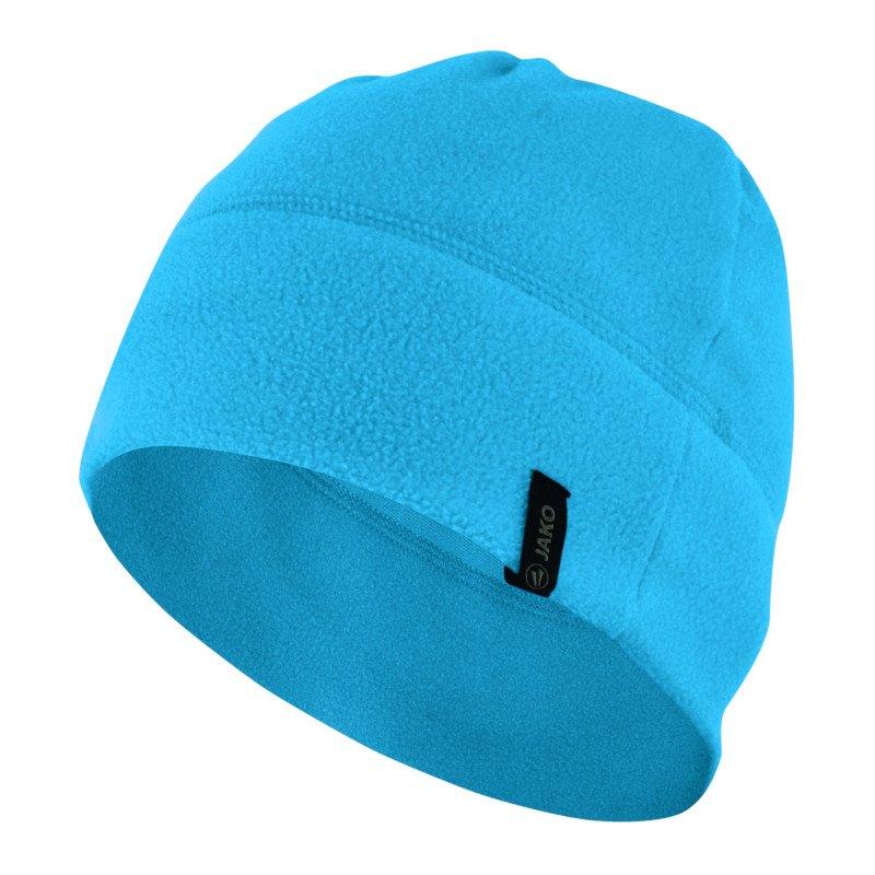 Jako Fleecemütze 2.0 Blau F89 - blau