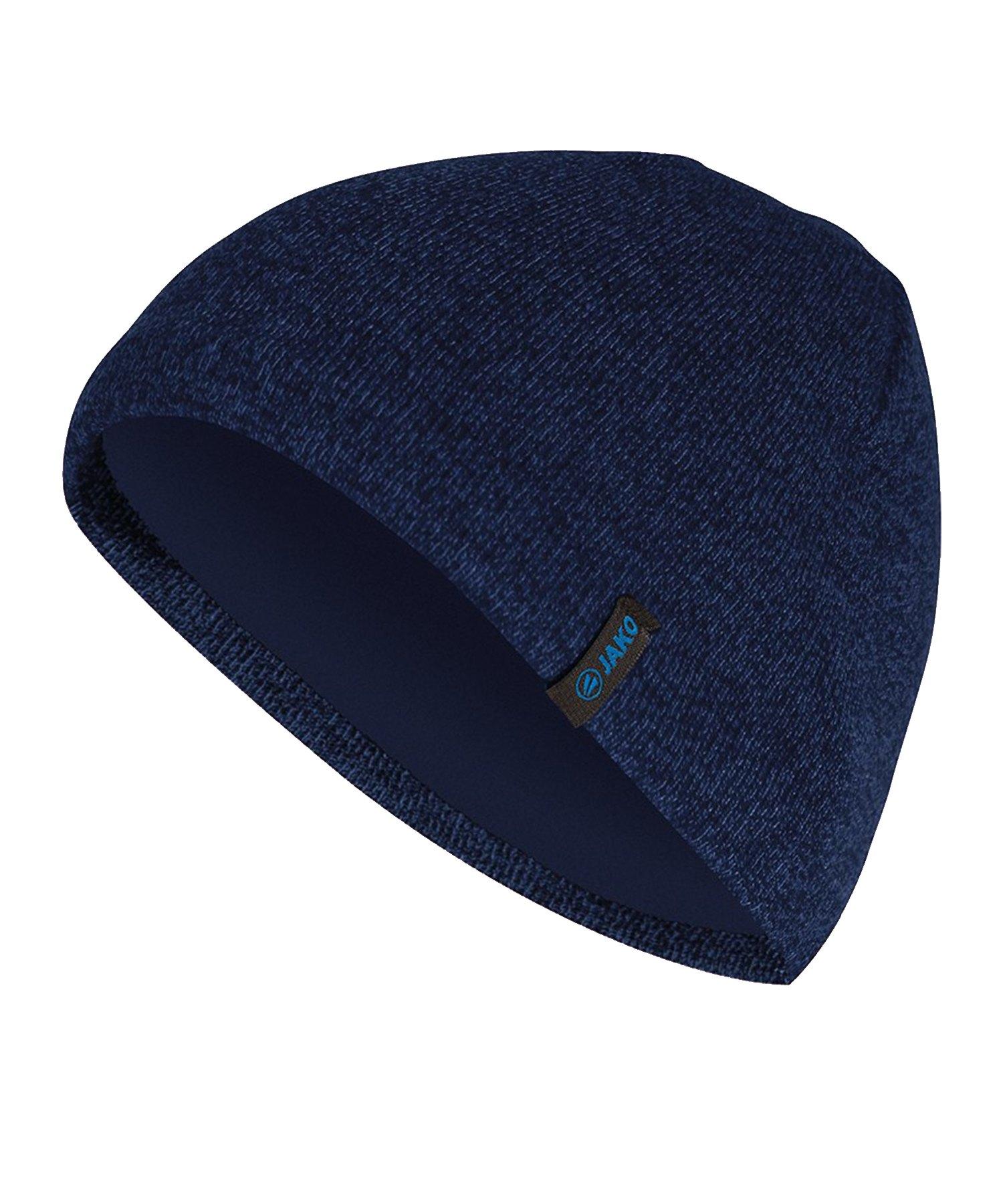 Jako Strickmütze Blau F09 - blau