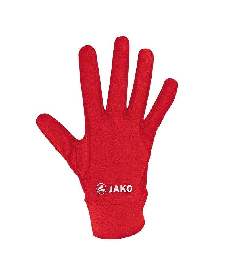 Jako Feldspielerhandschuh Rot F01 - rot