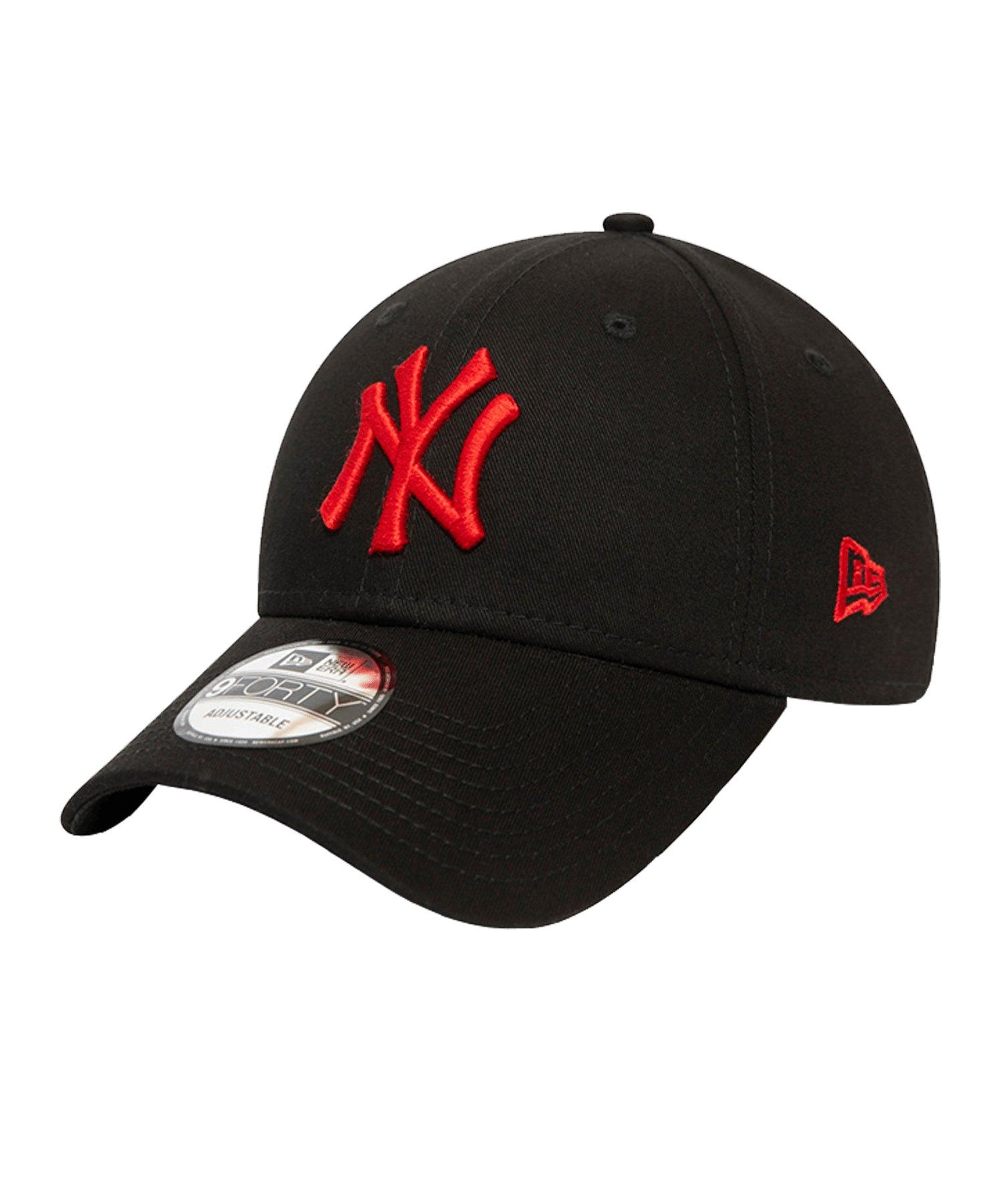 New Era New York Yankees Essential 940 Neyyan Cap FBLK - schwarz