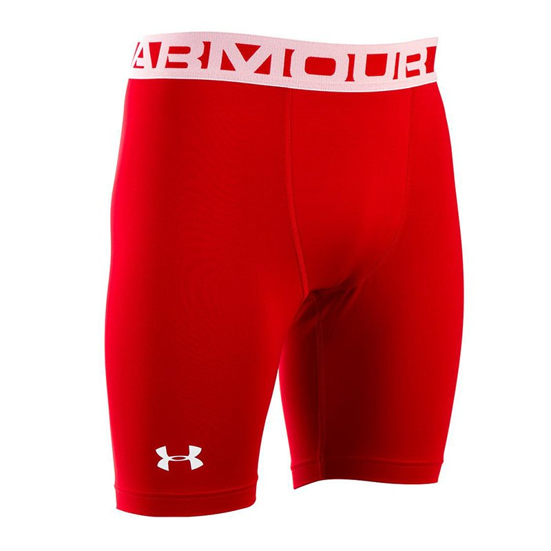 Under Armour Short Hose kurz Coldgear Rot F600 - rot