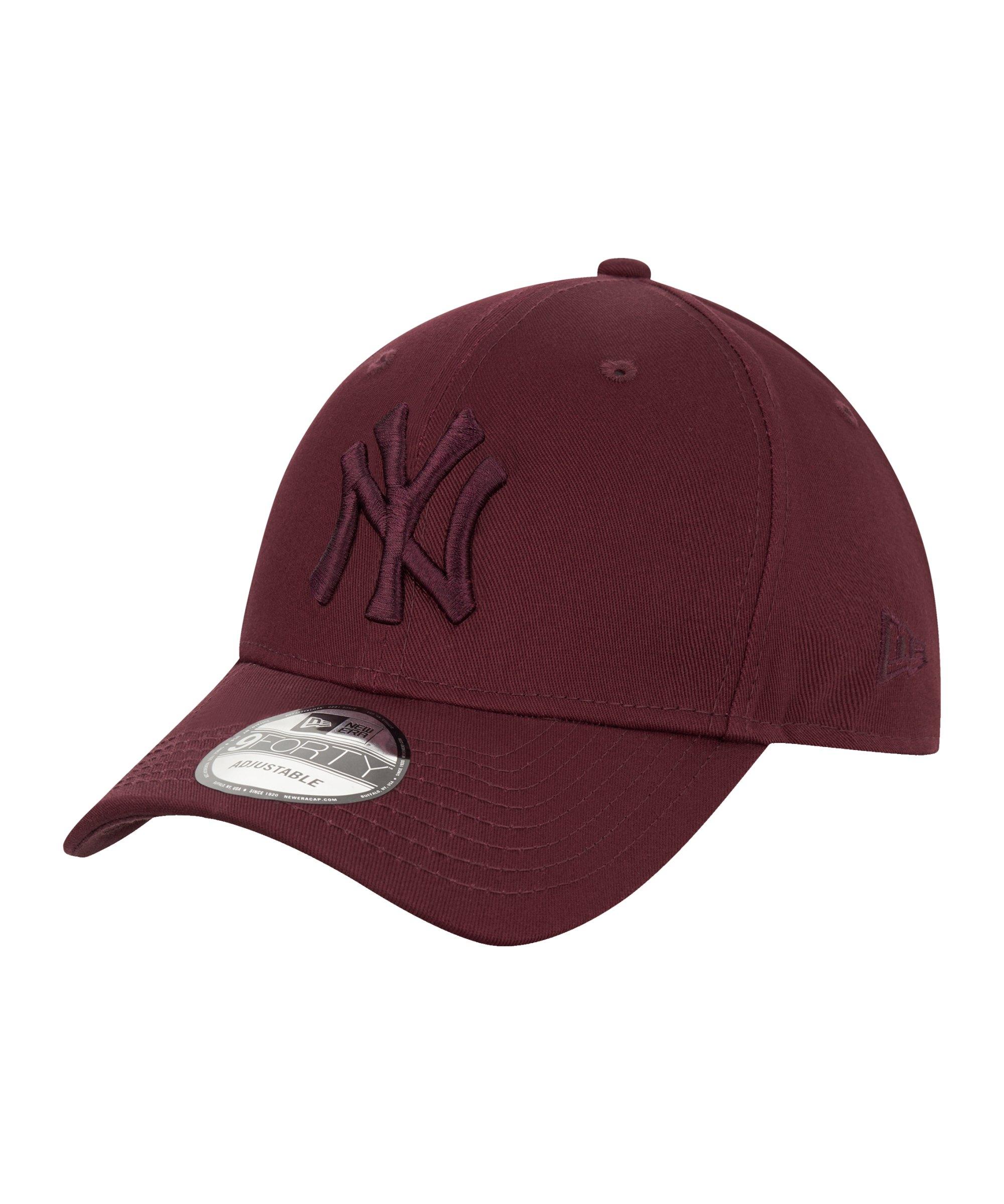 New Era NY Yankees League Ess. 9Forty Cap FMRN - lila