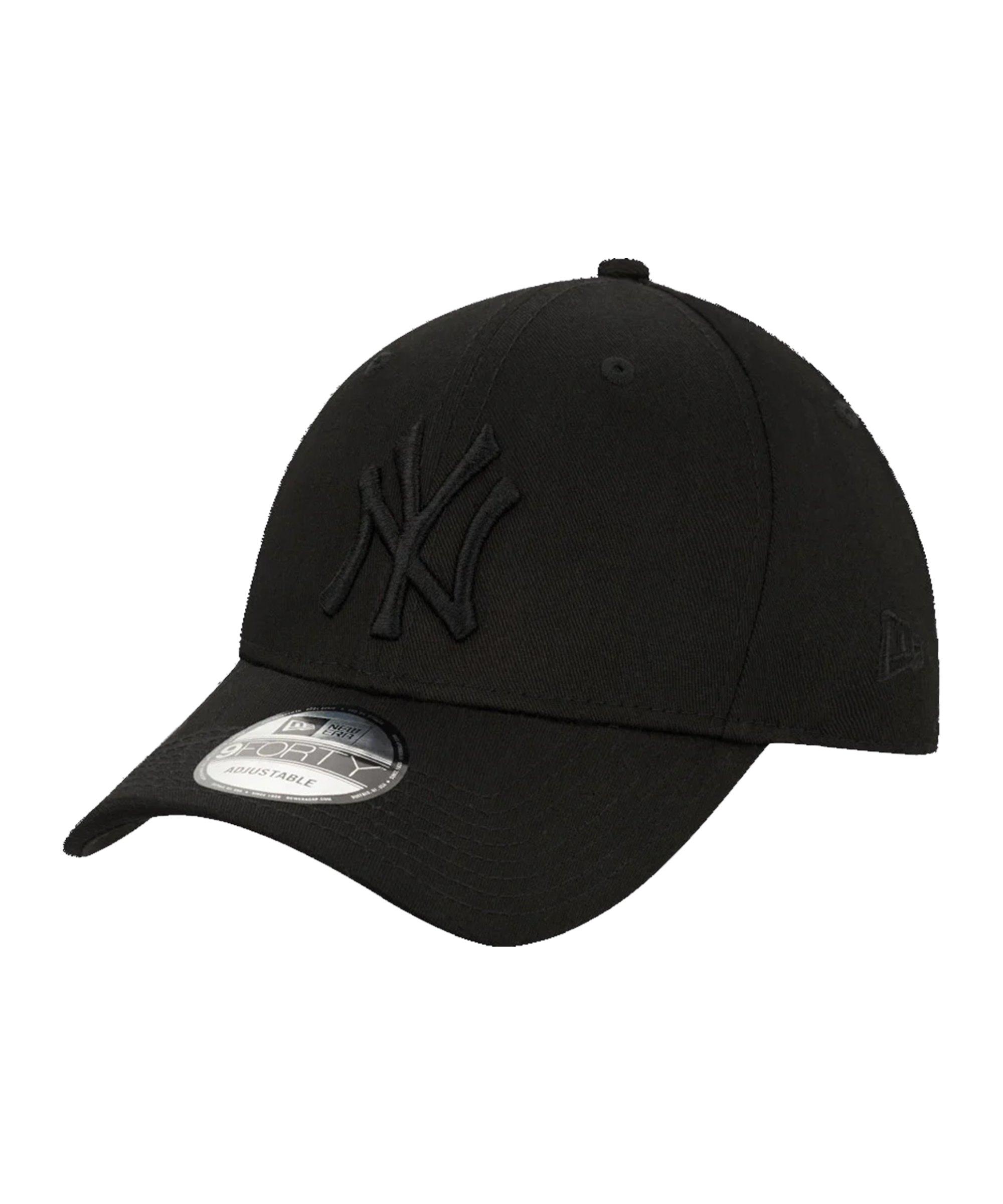 New Era NY Yankees League 9Forty Cap FBLK - schwarz