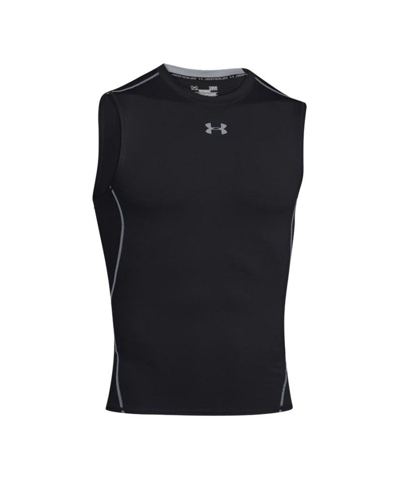 Under Compression SL Shirt Armour Heatgear F001 - schwarz