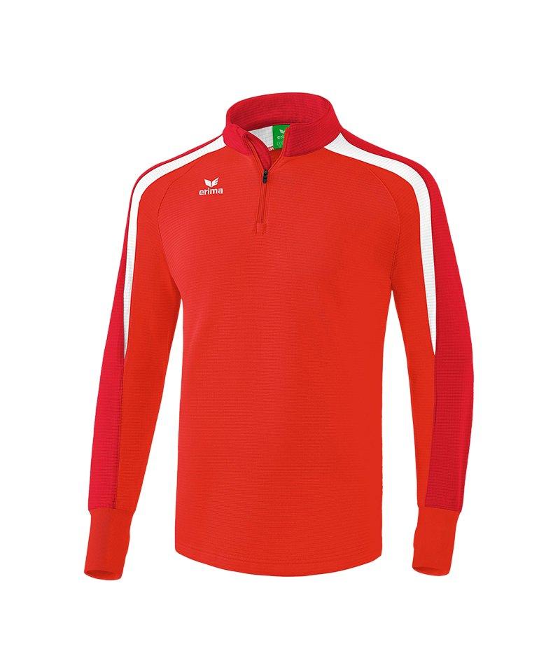 Erima Liga 2.0 Ziptop Rot Weiss - rot