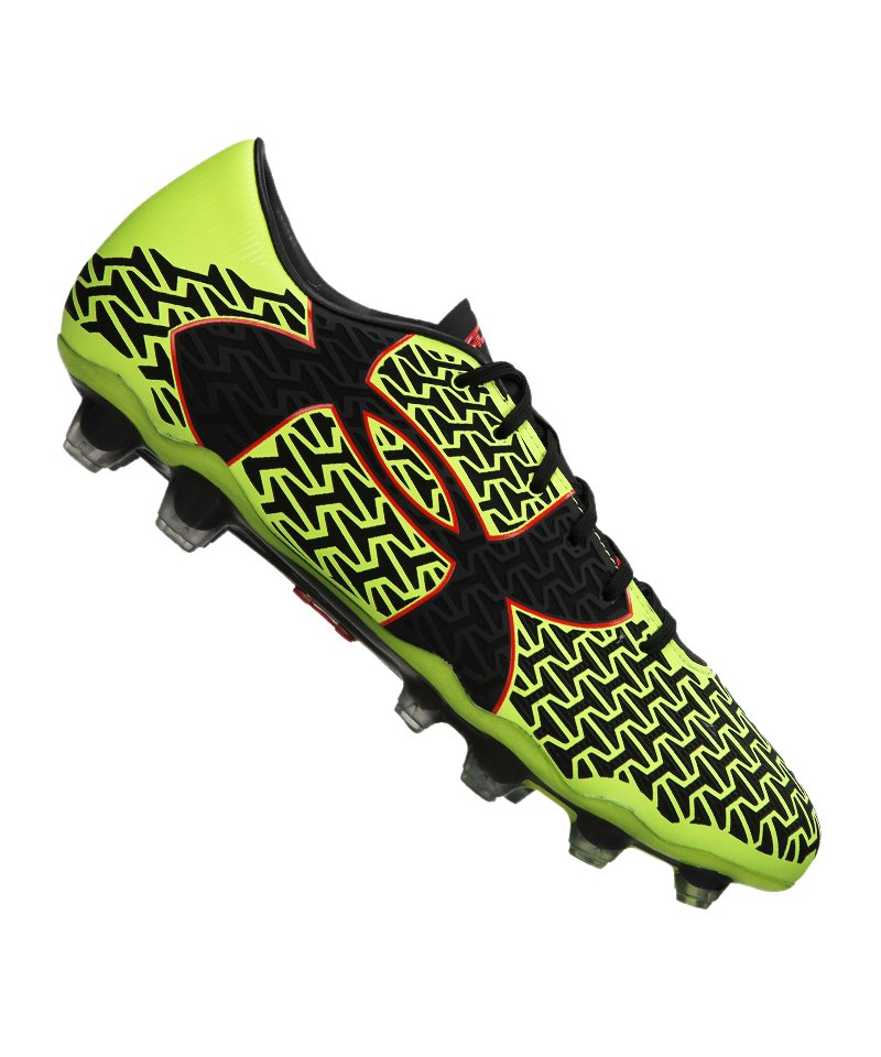 Under Armour FG ClutchFit Force 2.0 Gelb F734 - gelb