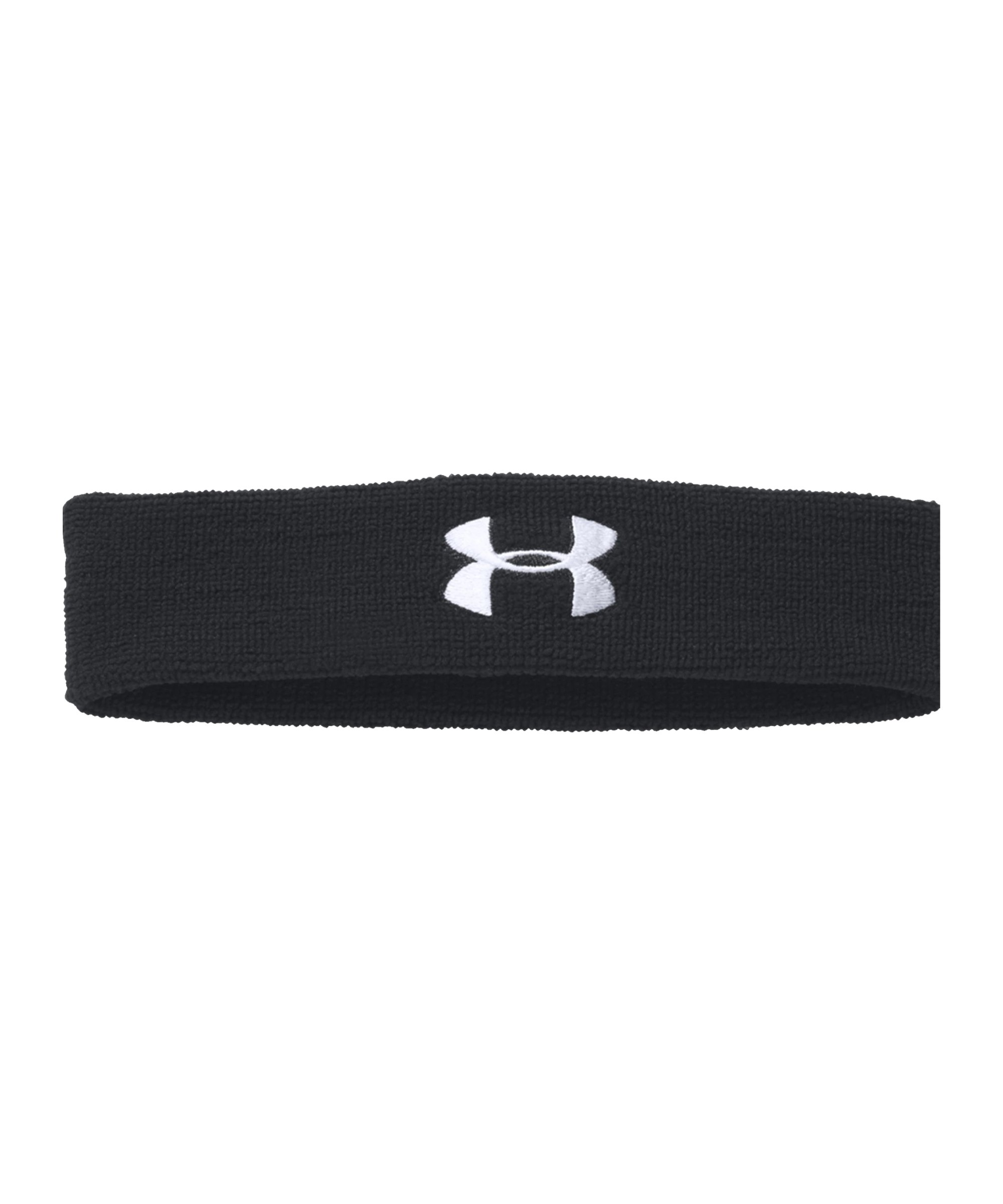 Under Armour Performance Stirnband Schwarz F001 - schwarz