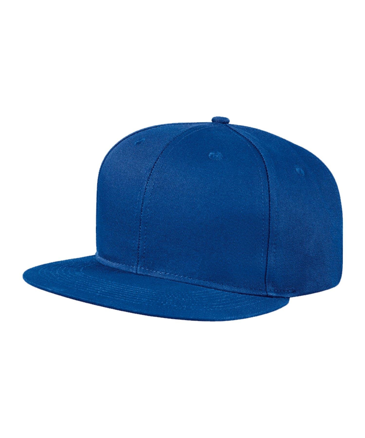 JAKO Base Cap Blau F04 - blau