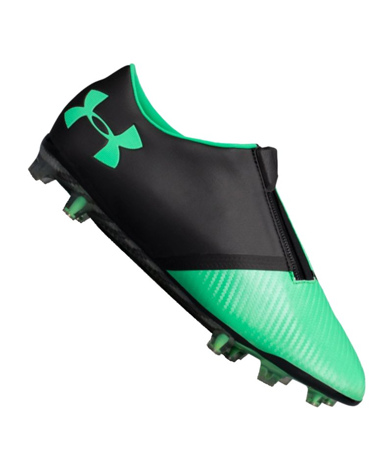 Under Armour FG Spotlight Schwarz F003 - schwarz