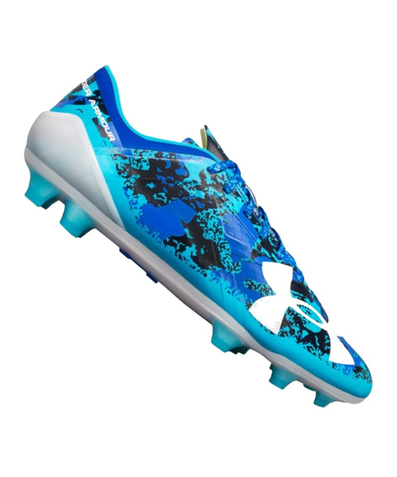 Under Armour FG Spotlight LTD Blau F441 - blau