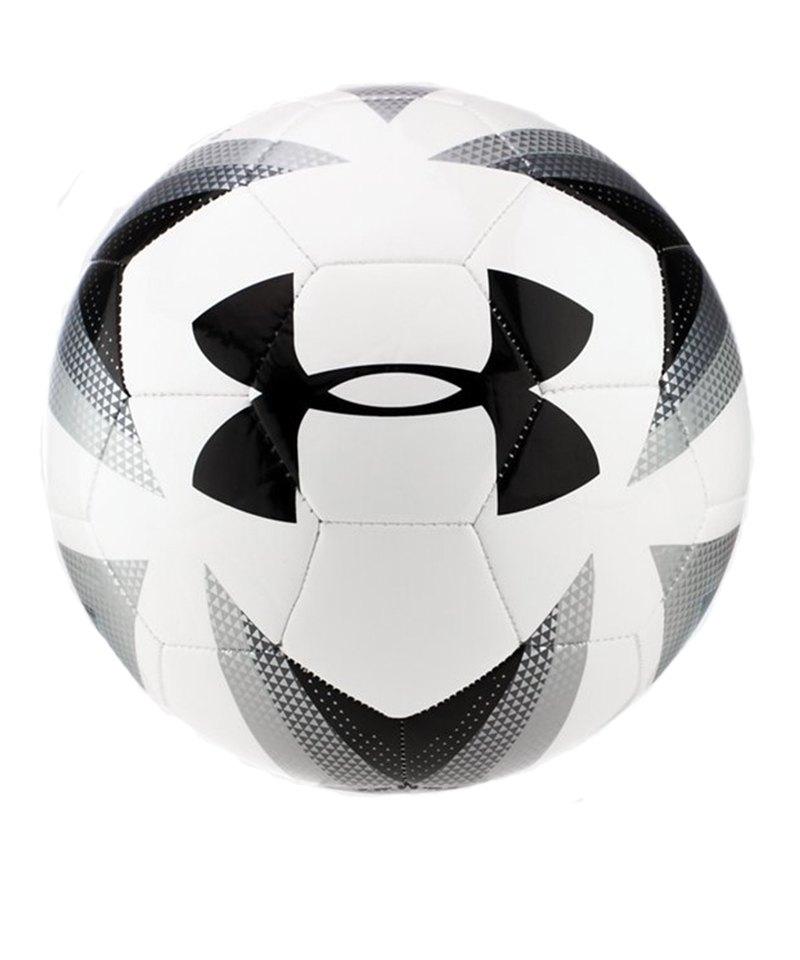 Under Armour Desafio 395 Trainingsball Weiss F101 - weiss