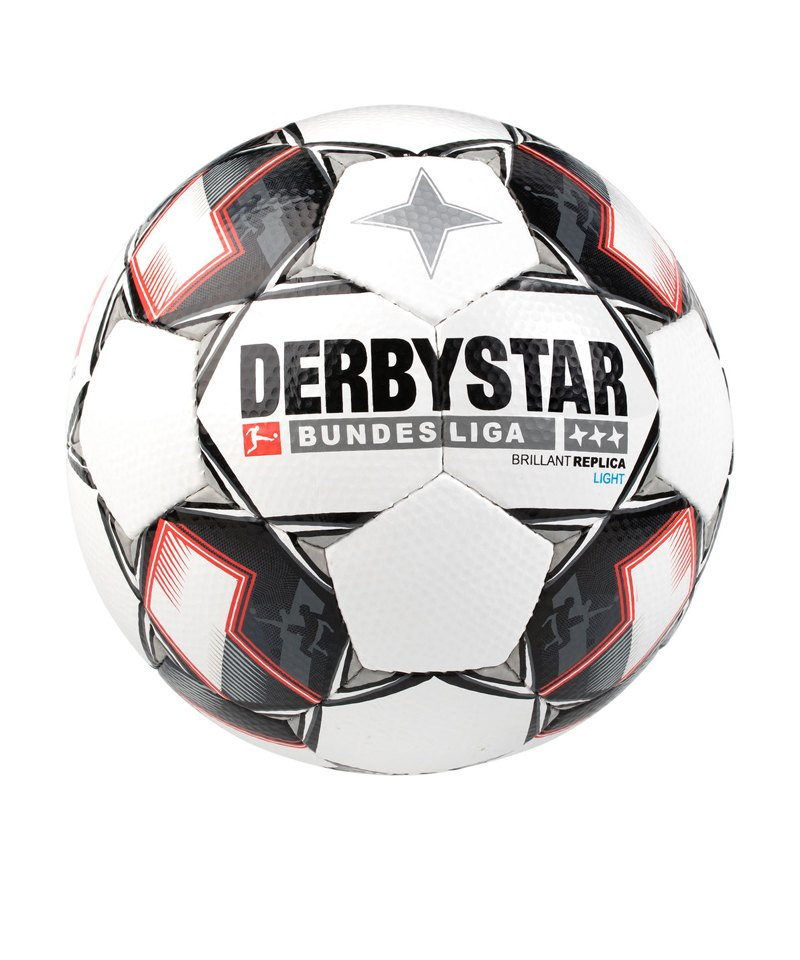 Derbystar Bundesliga Brillant Light 350g F123 - weiss